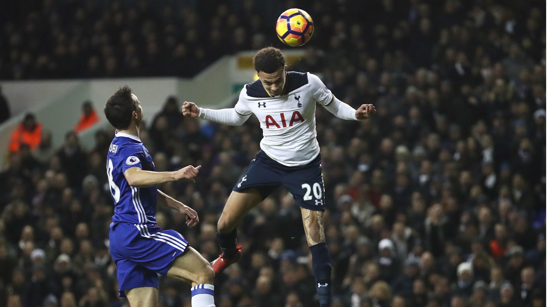 HD Dele Alli Tottenham Chelsea