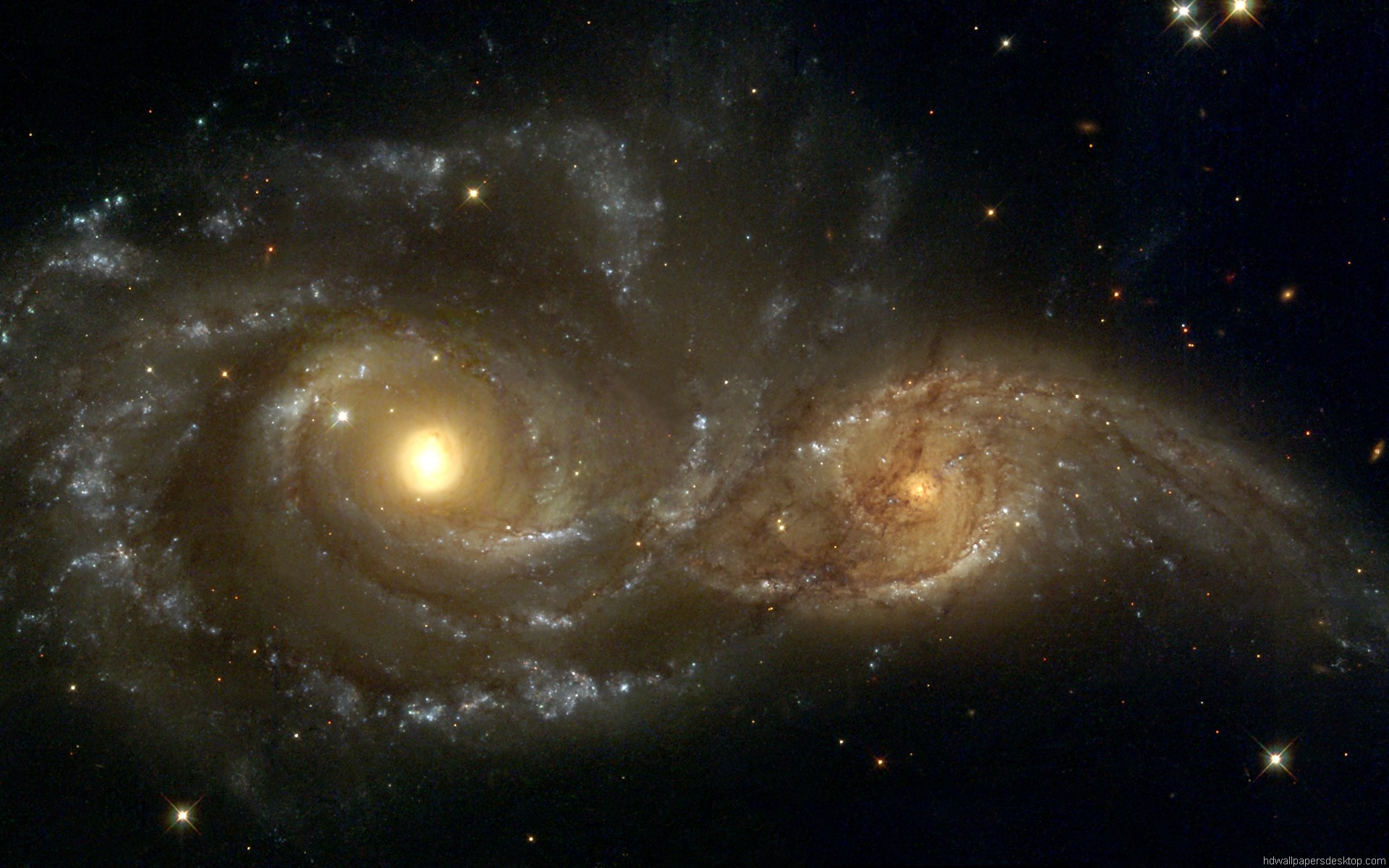 Hubble Wallpaper Supernova