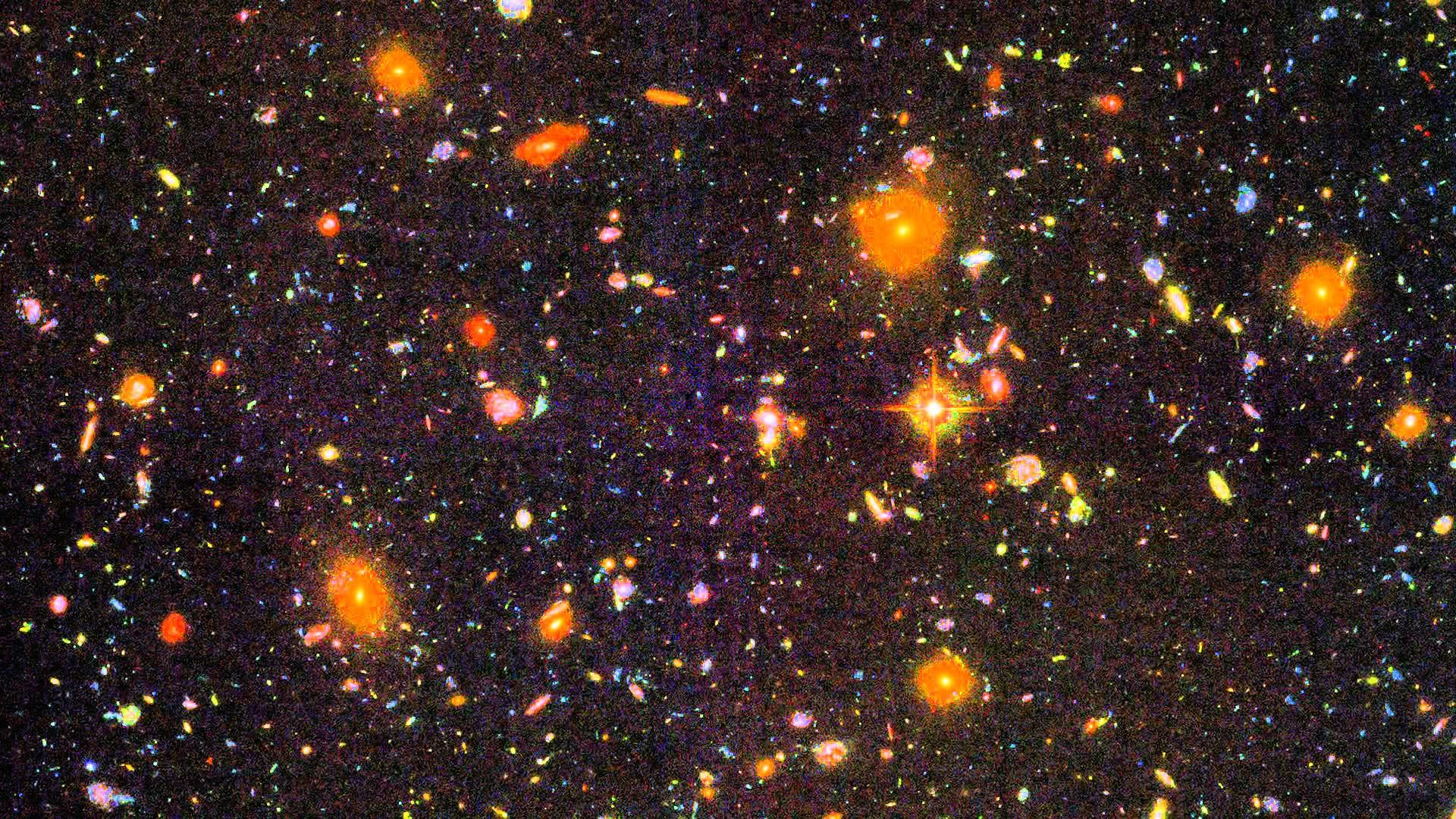 YouTube Hubble Ultra Deep Field (page 2) – Pics about space