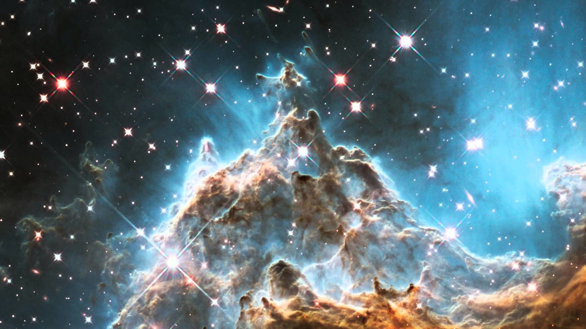 Hubble's Stunning Monkey H..