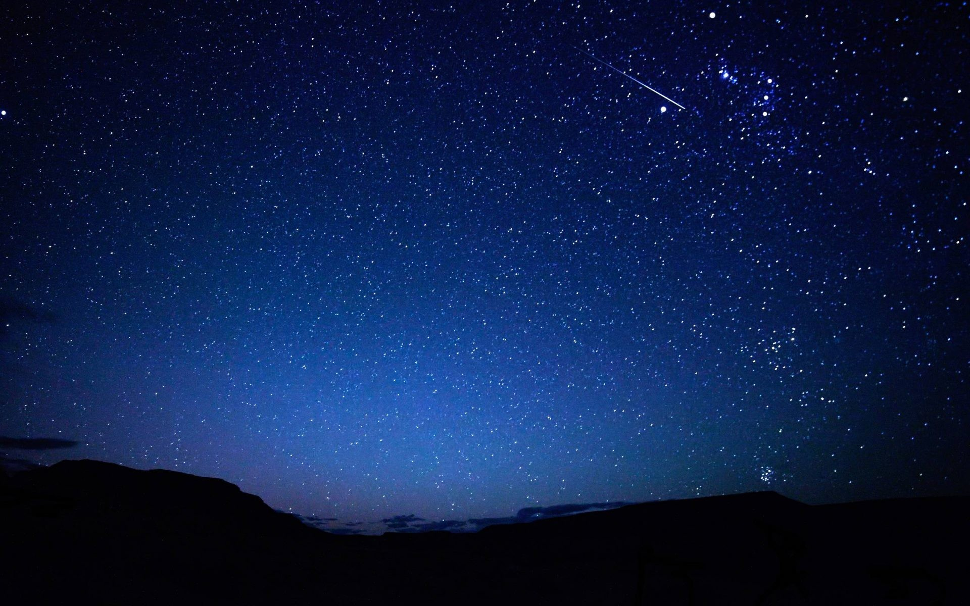 Beautiful Night Sky Wallpaper Images