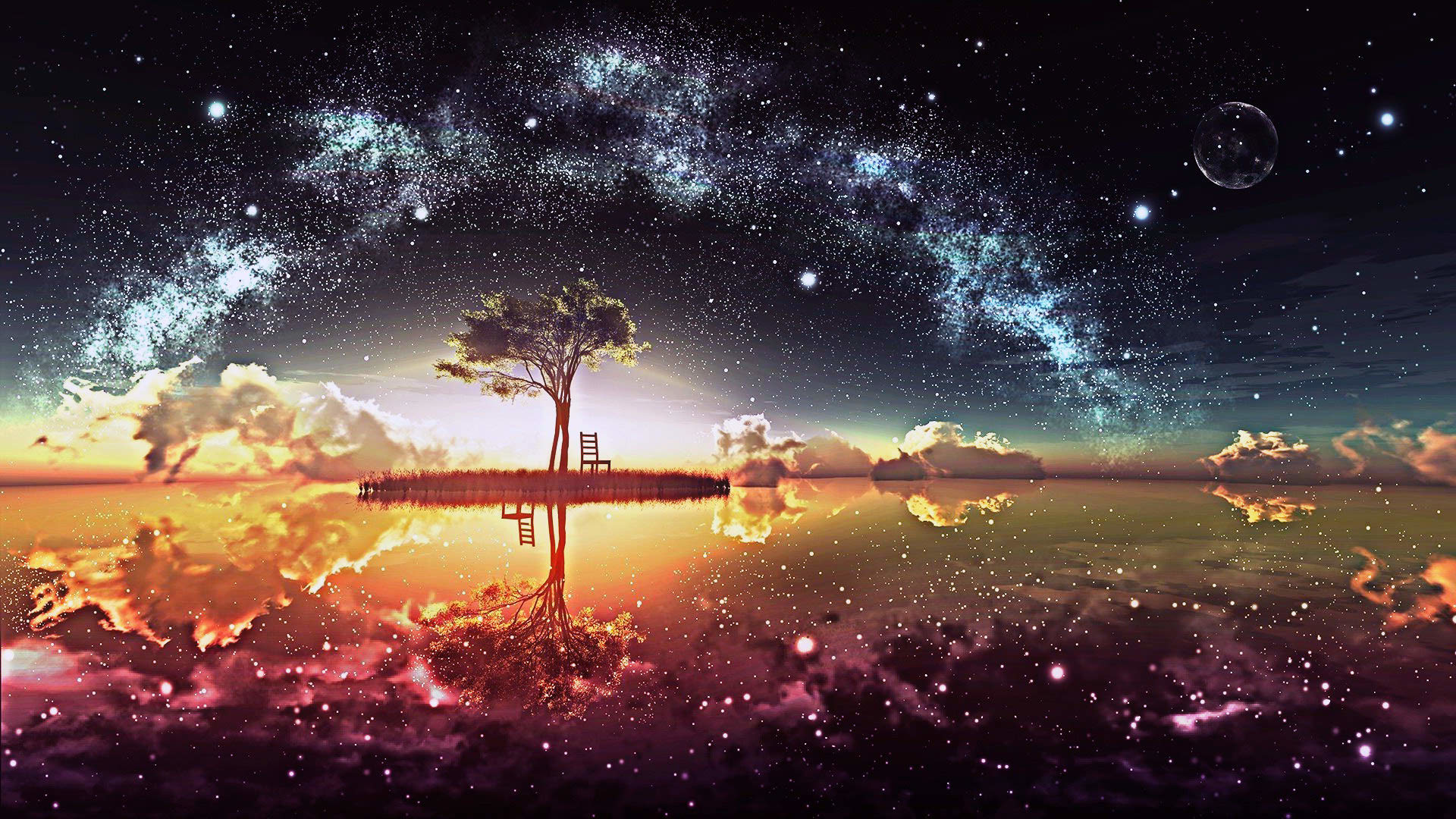 … night sky wallpaper android …