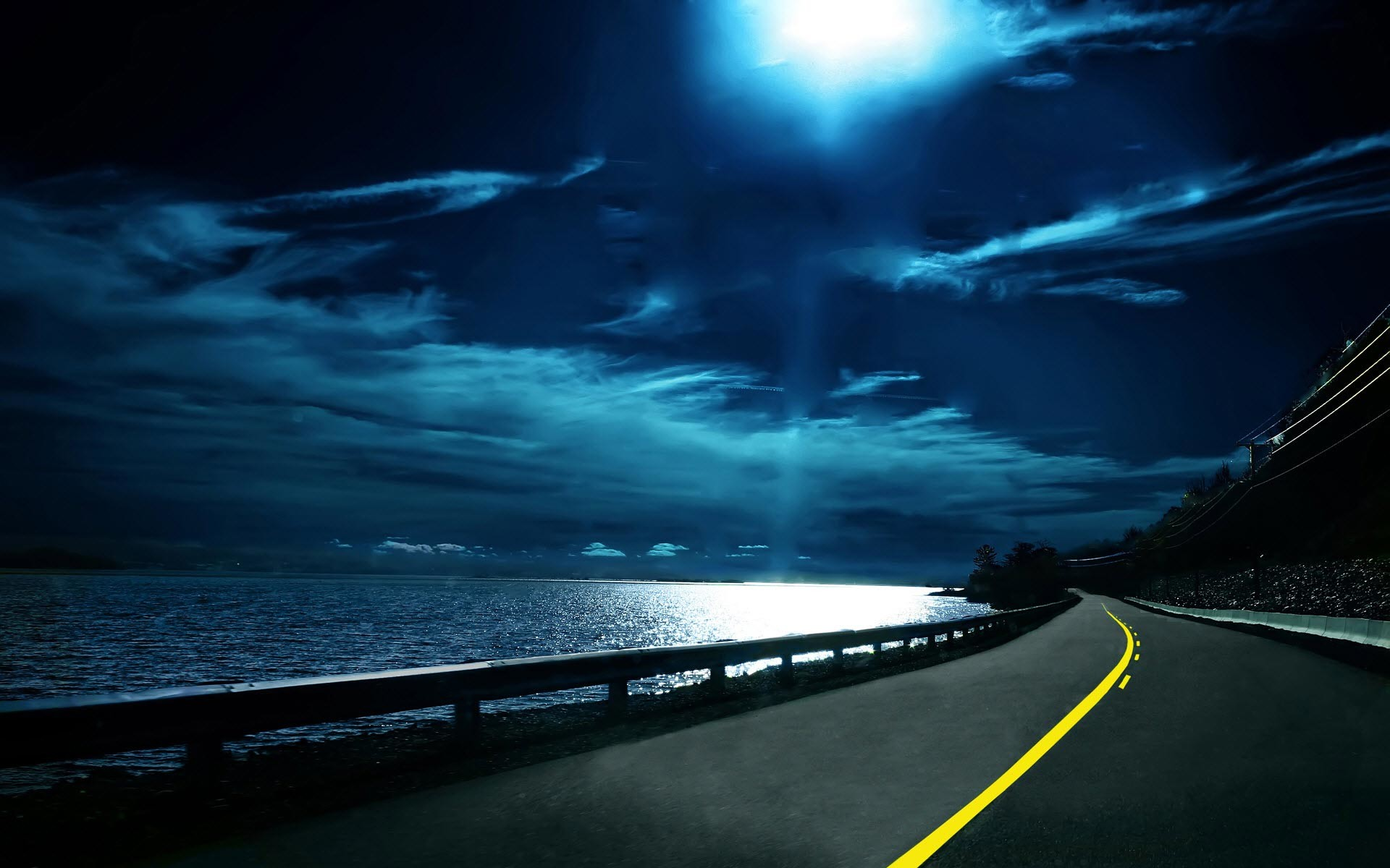 30 High Quality Examples of Road Wallpaper