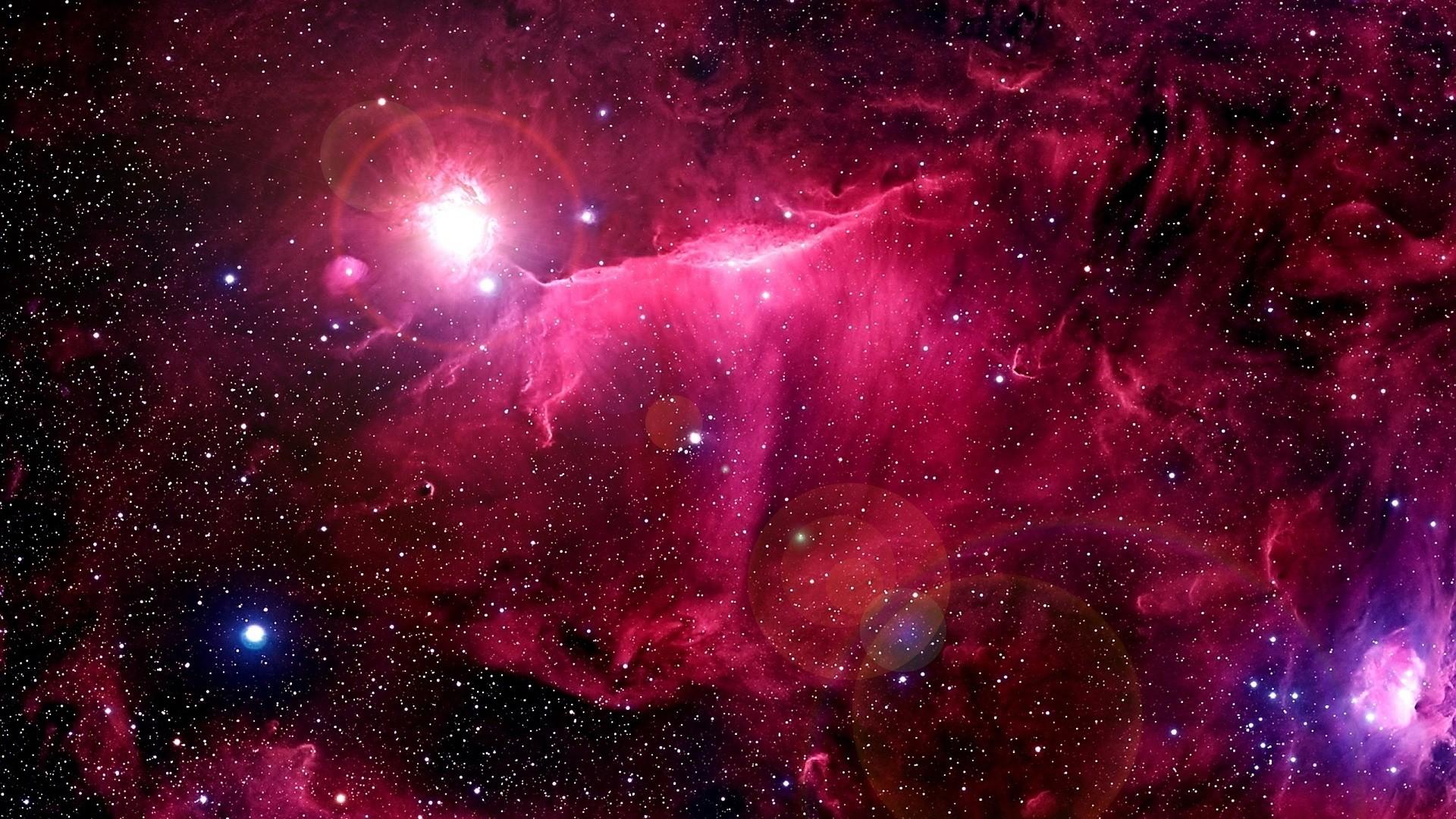 20 HD Nebula Desktop Wallpapers For Free Download