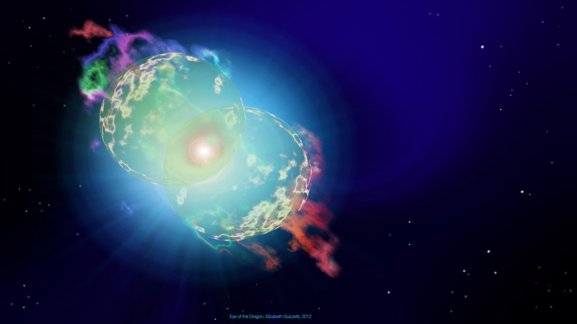 Cats Paw Nebula Desktop Background – Pics about space