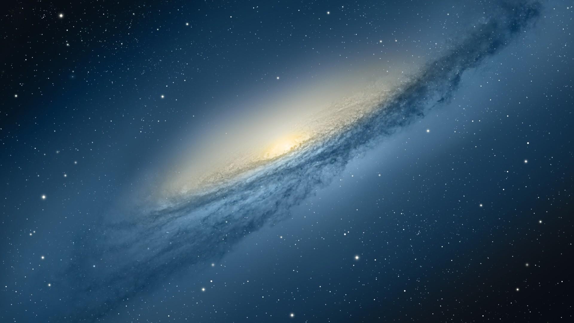 Galaxy Nebula desktop wallpaper