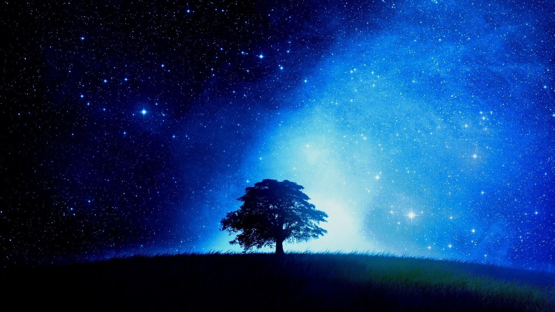 Blue Galaxy Wallpapers Galaxy Stars Blue Wallpaper