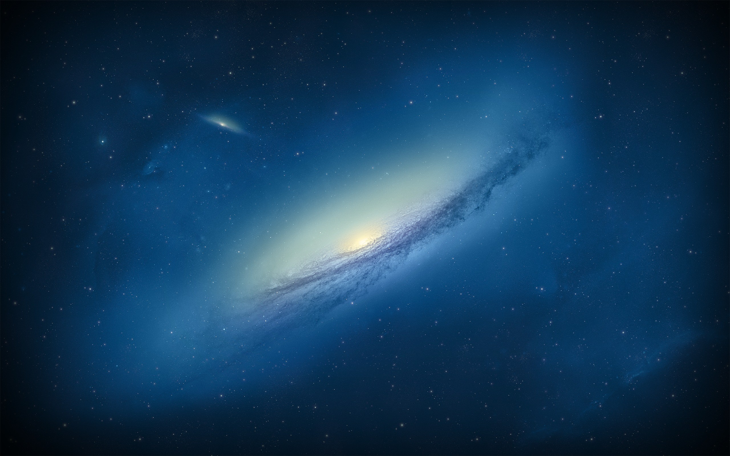 … Blue Galaxy Wallpaper (+Premium space wallpapers) by ChrisFR06