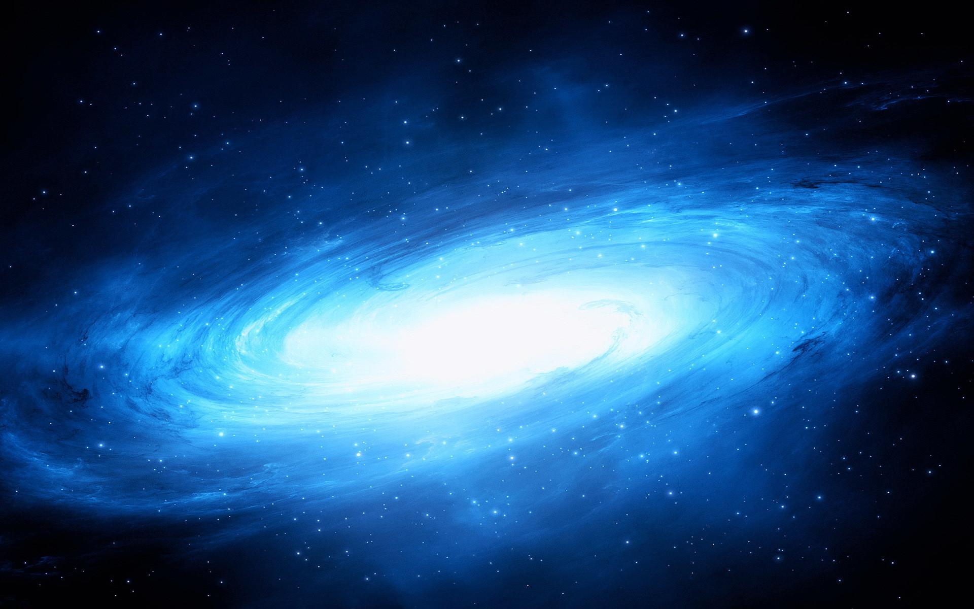 Blue Galaxy – 1822731