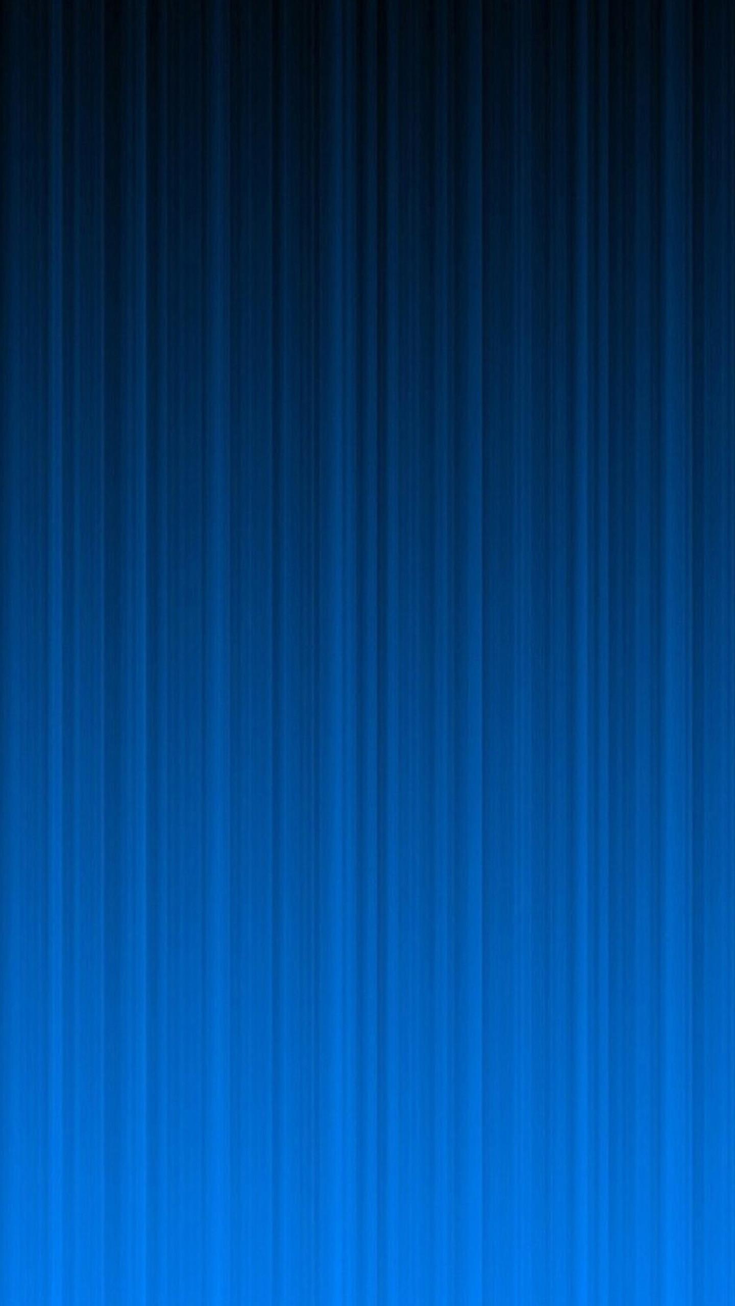 Blue streaks Galaxy S6 Wallpaper