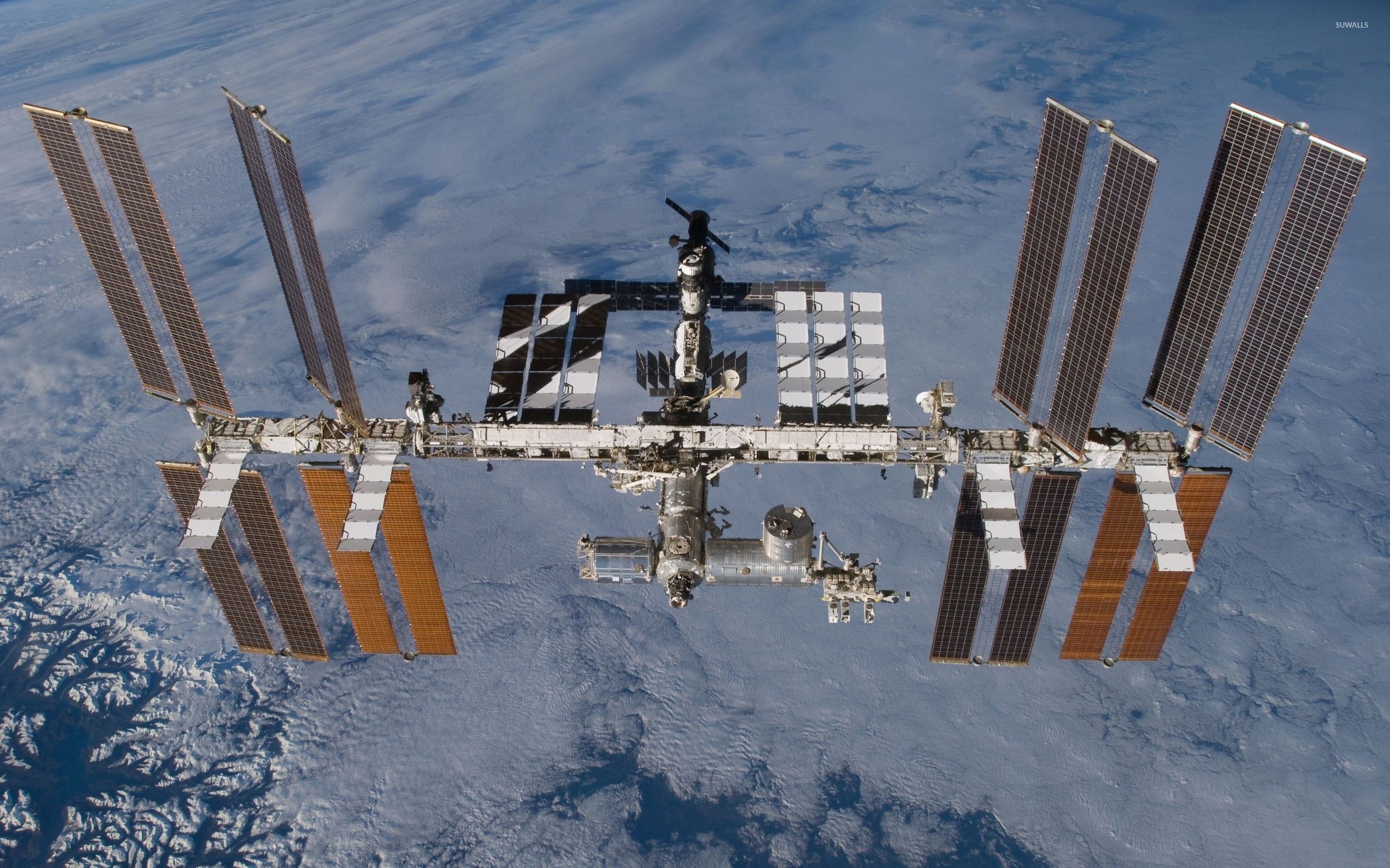 International Space Station [3] wallpaper jpg