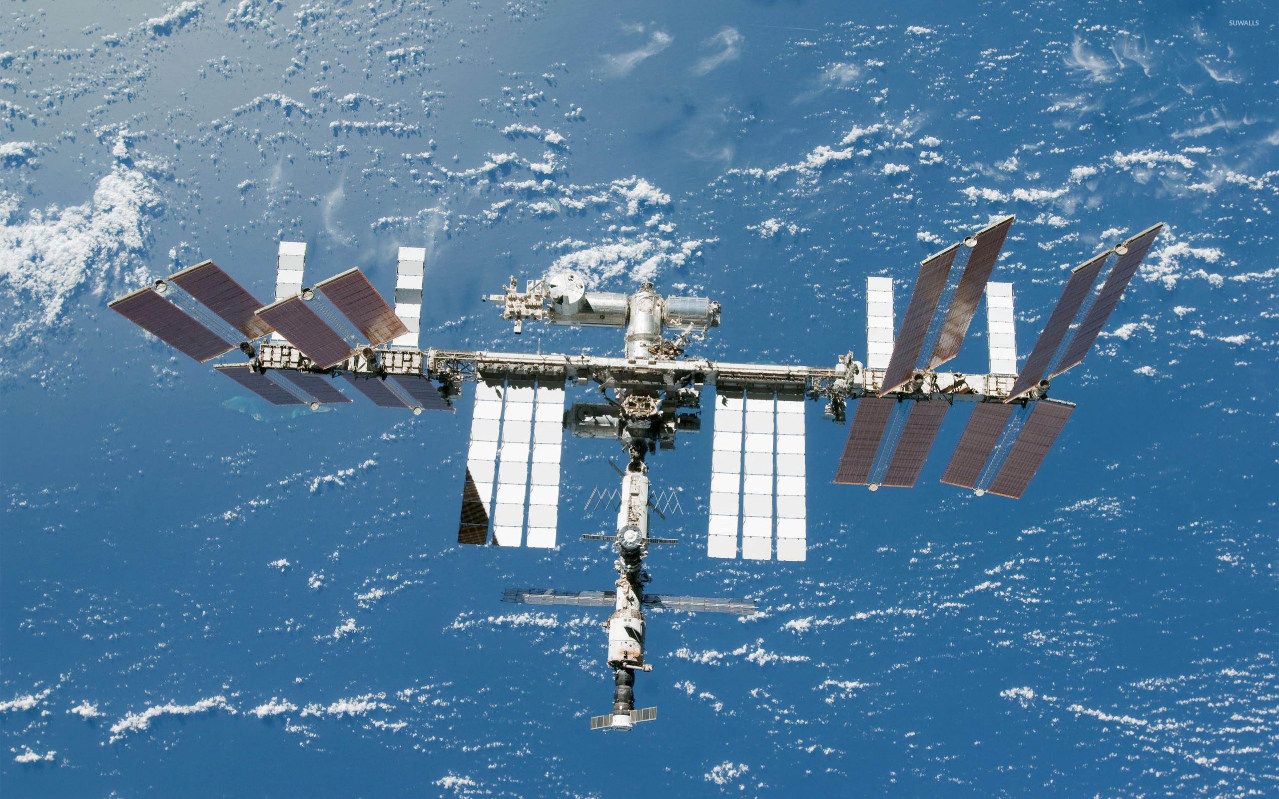 International Space Station [5] wallpaper jpg