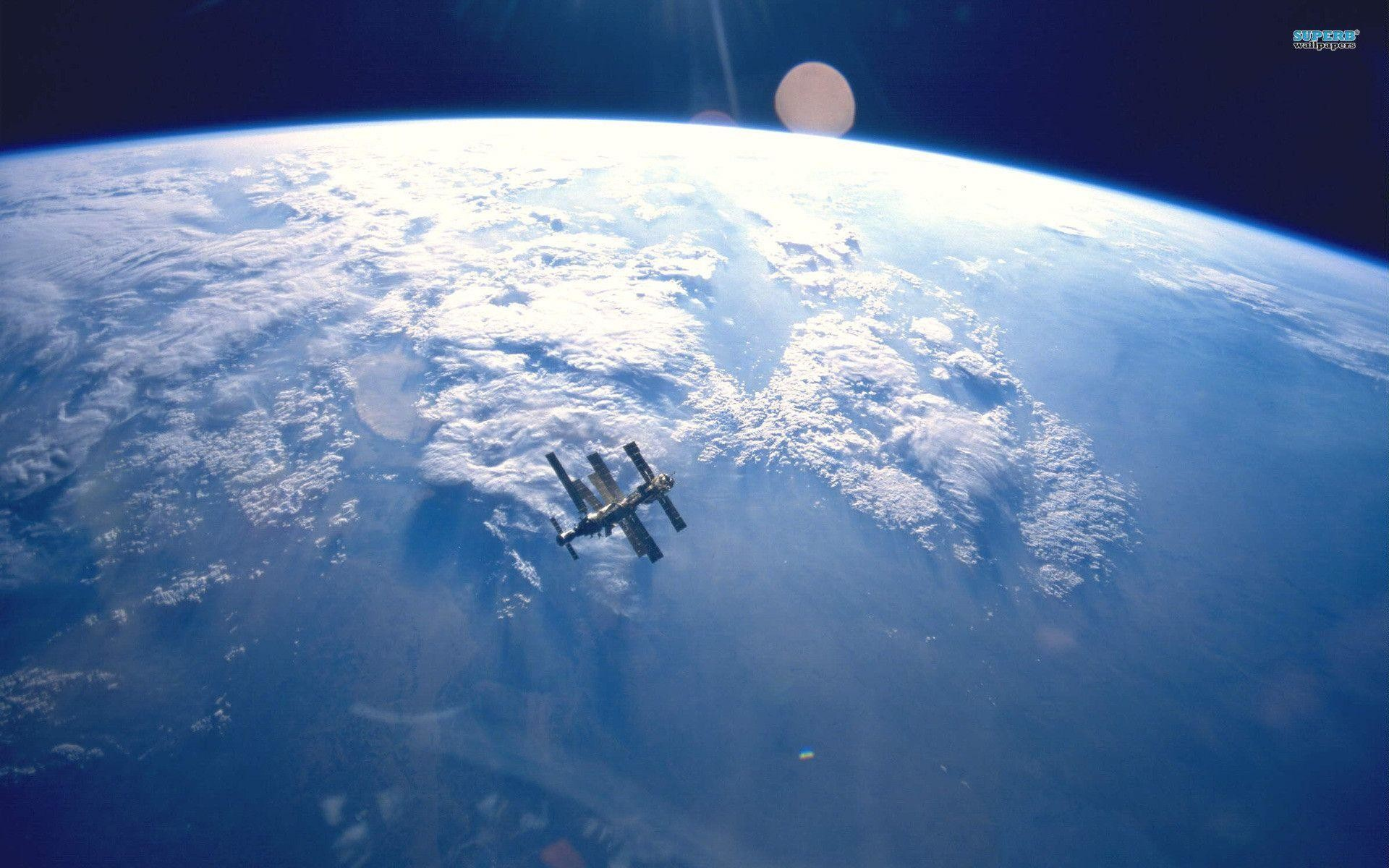 International Space Station wallpaper – Space wallpapers – #10554