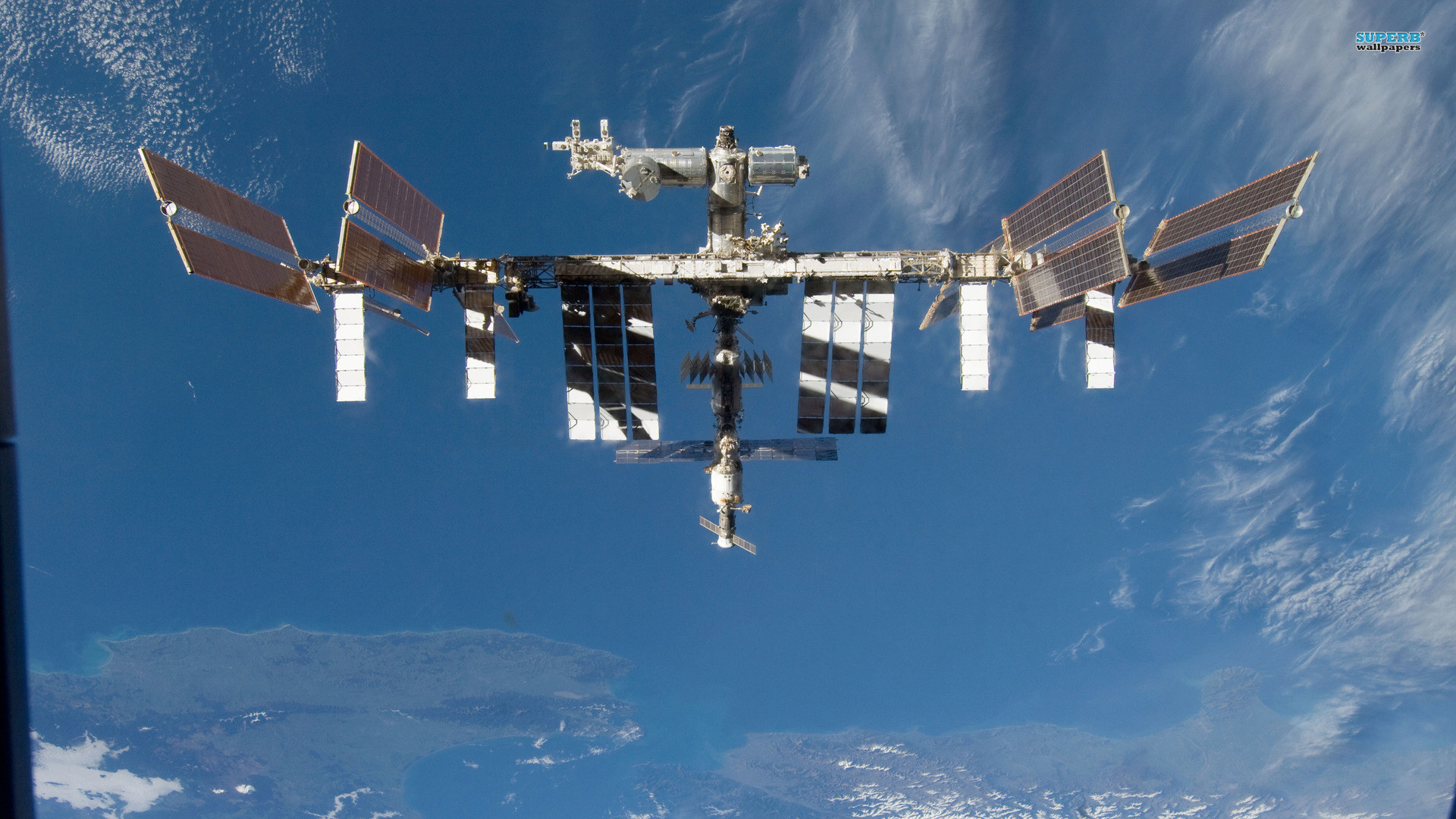 International Space Station HD Wallpaper (page 3) – Pics about space