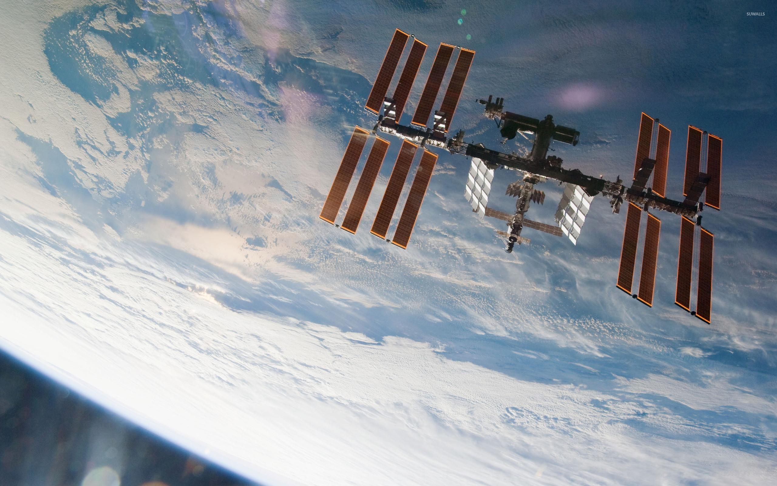 International Space Station [9] wallpaper jpg