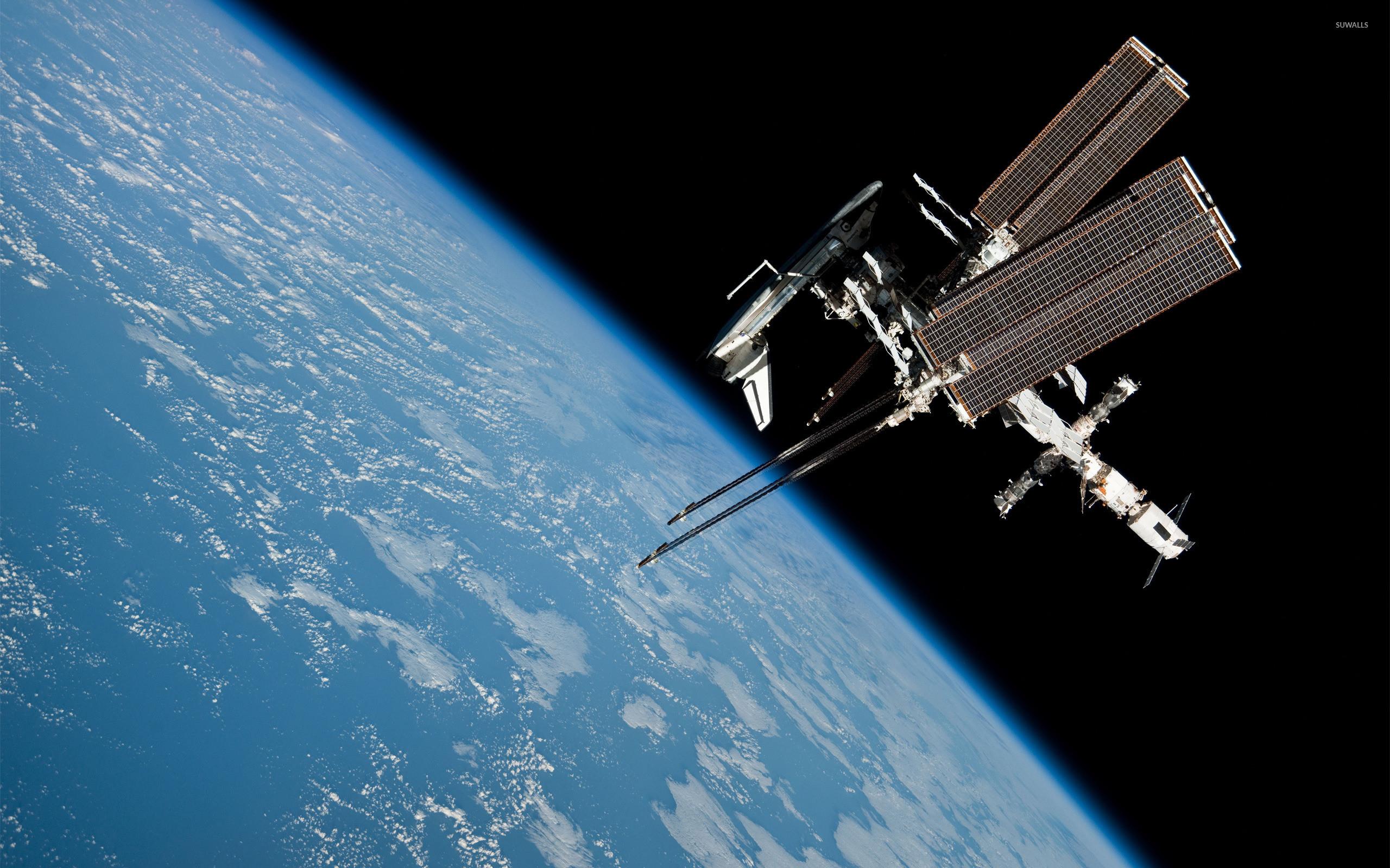 International Space Station [4] wallpaper jpg