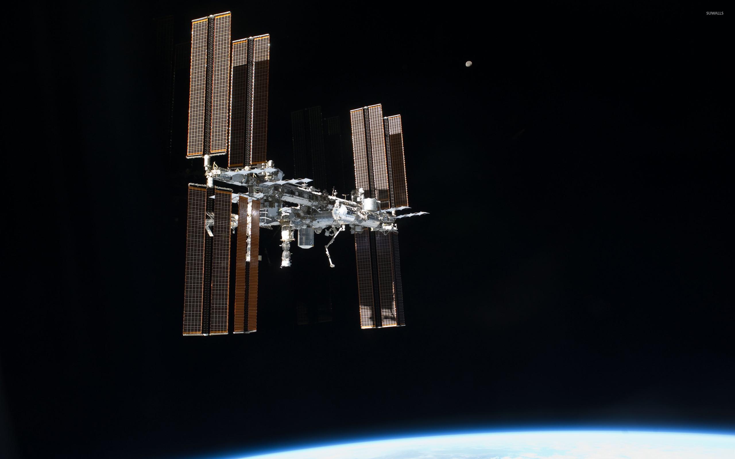 International Space Station [14] wallpaper jpg