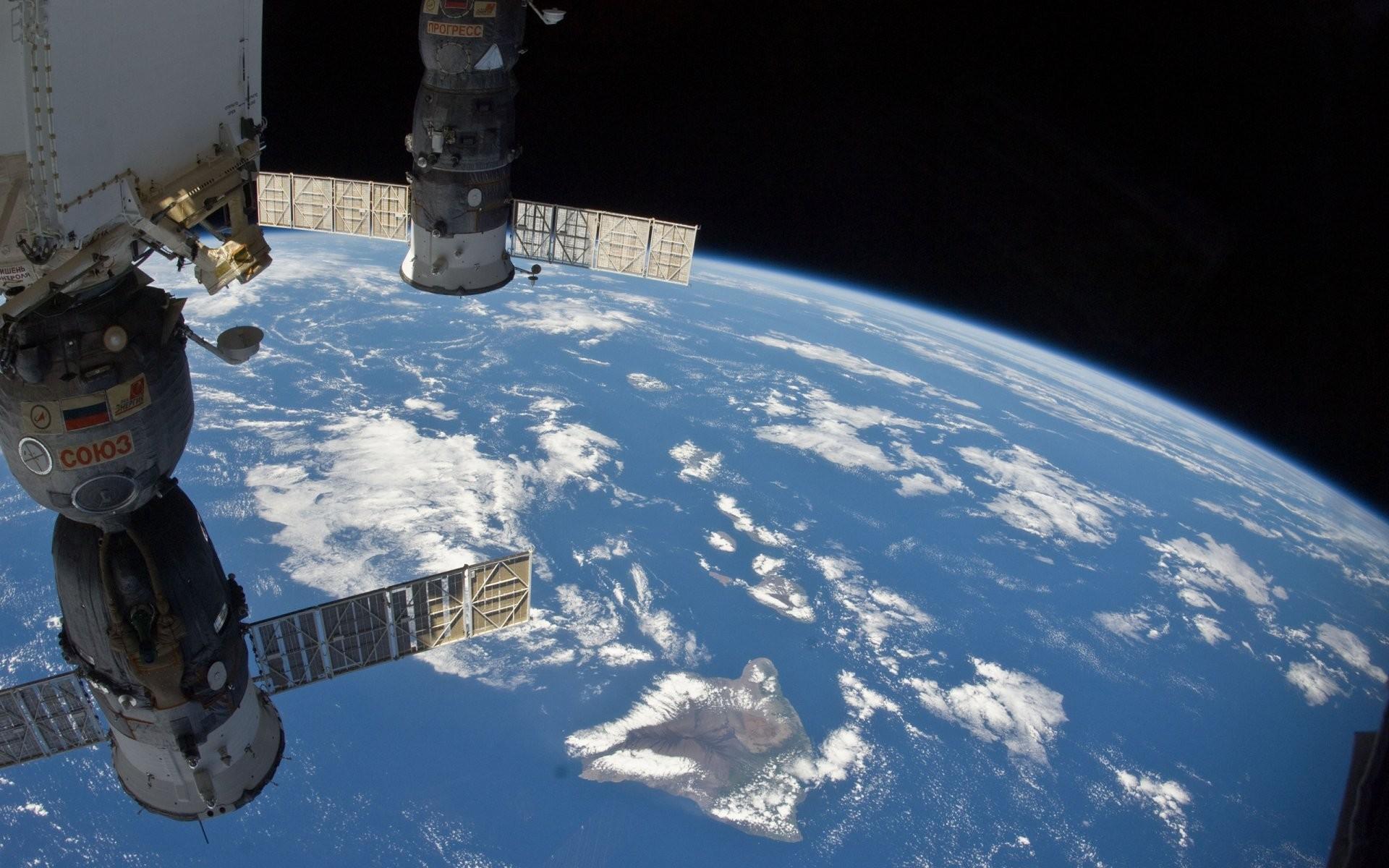 International Space Station 509849