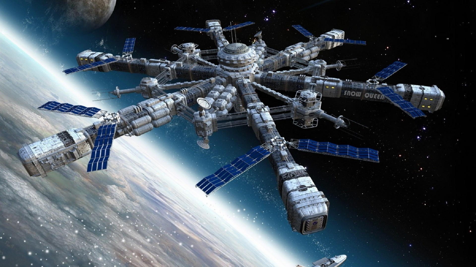 Explore Art Station, Space Station, and more!