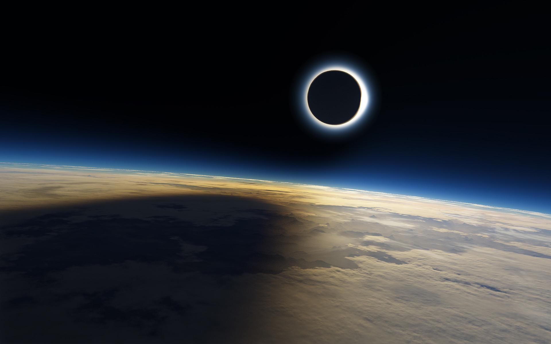 Solar Eclipse. Solar Eclipse Wallpaper