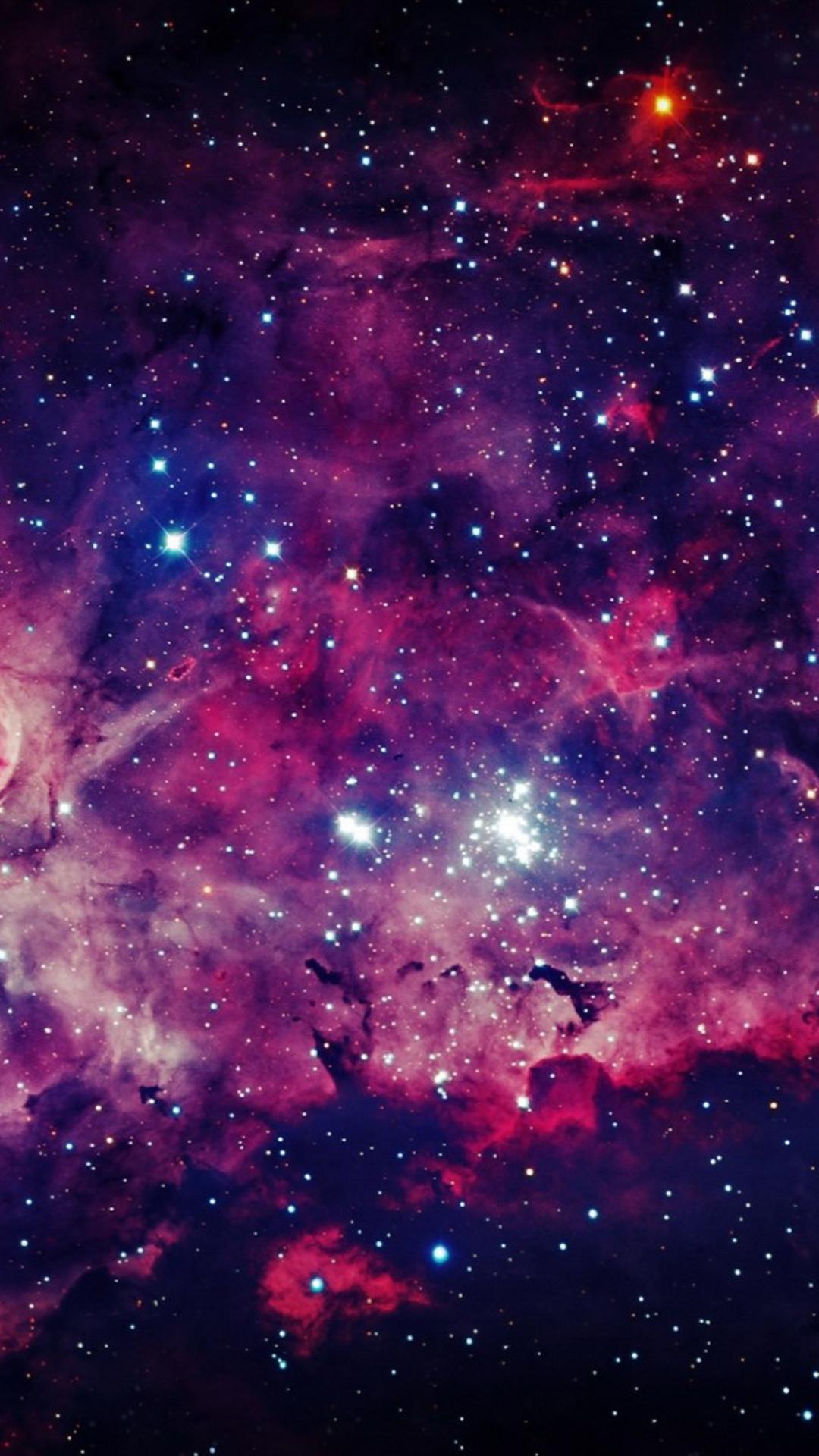 Space Stars Galaxy iPhone 6 Plus HD Wallpaper …