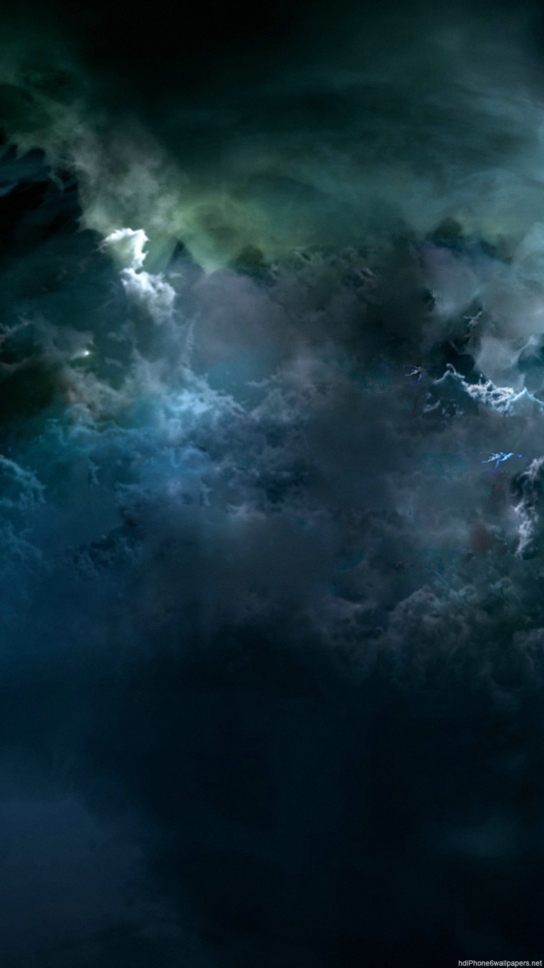 clouds sky iPhone 6 wallpapers HD – space iPhone 6 Plus backgrounds .