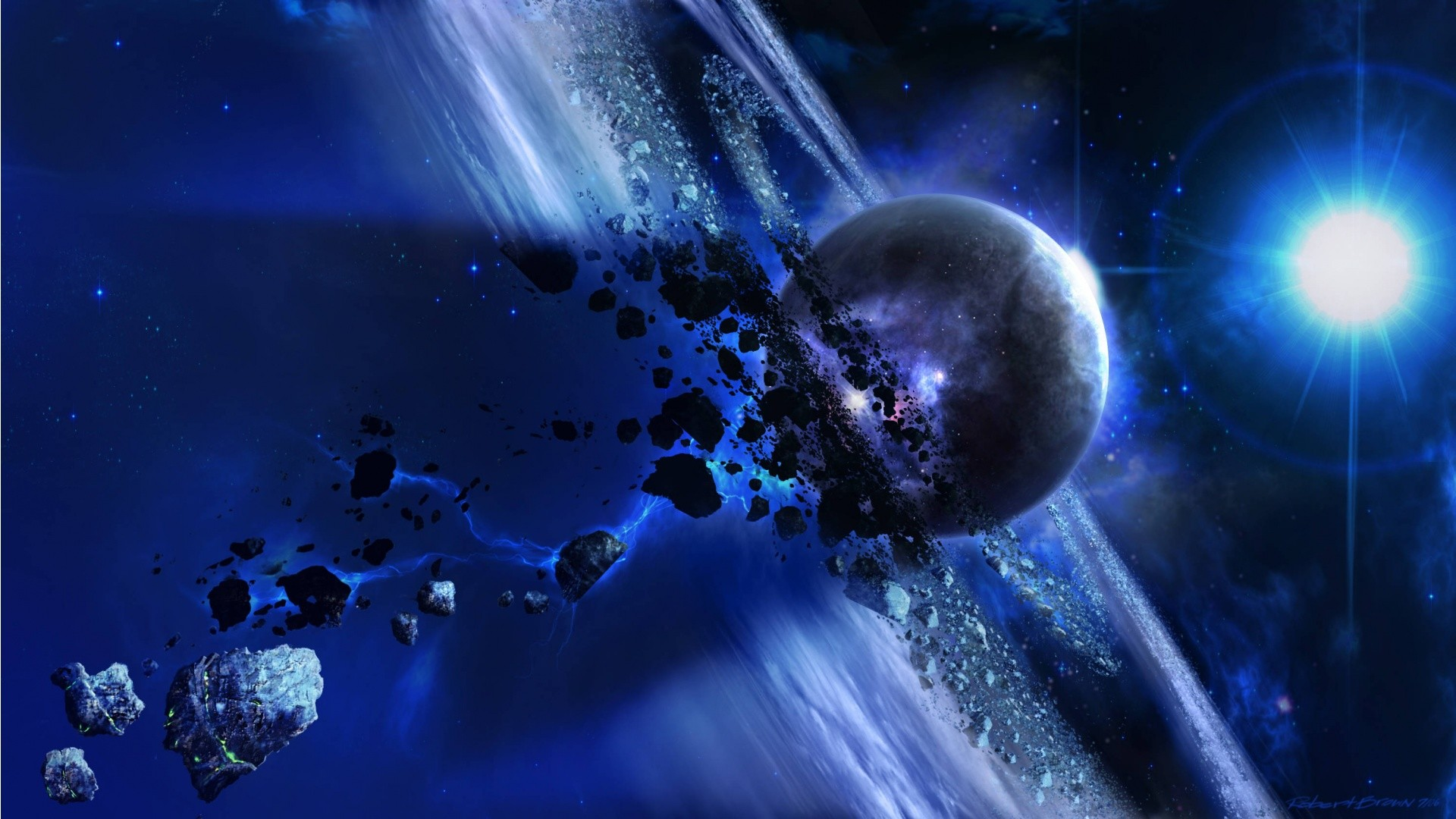 Blue Universe Resolution