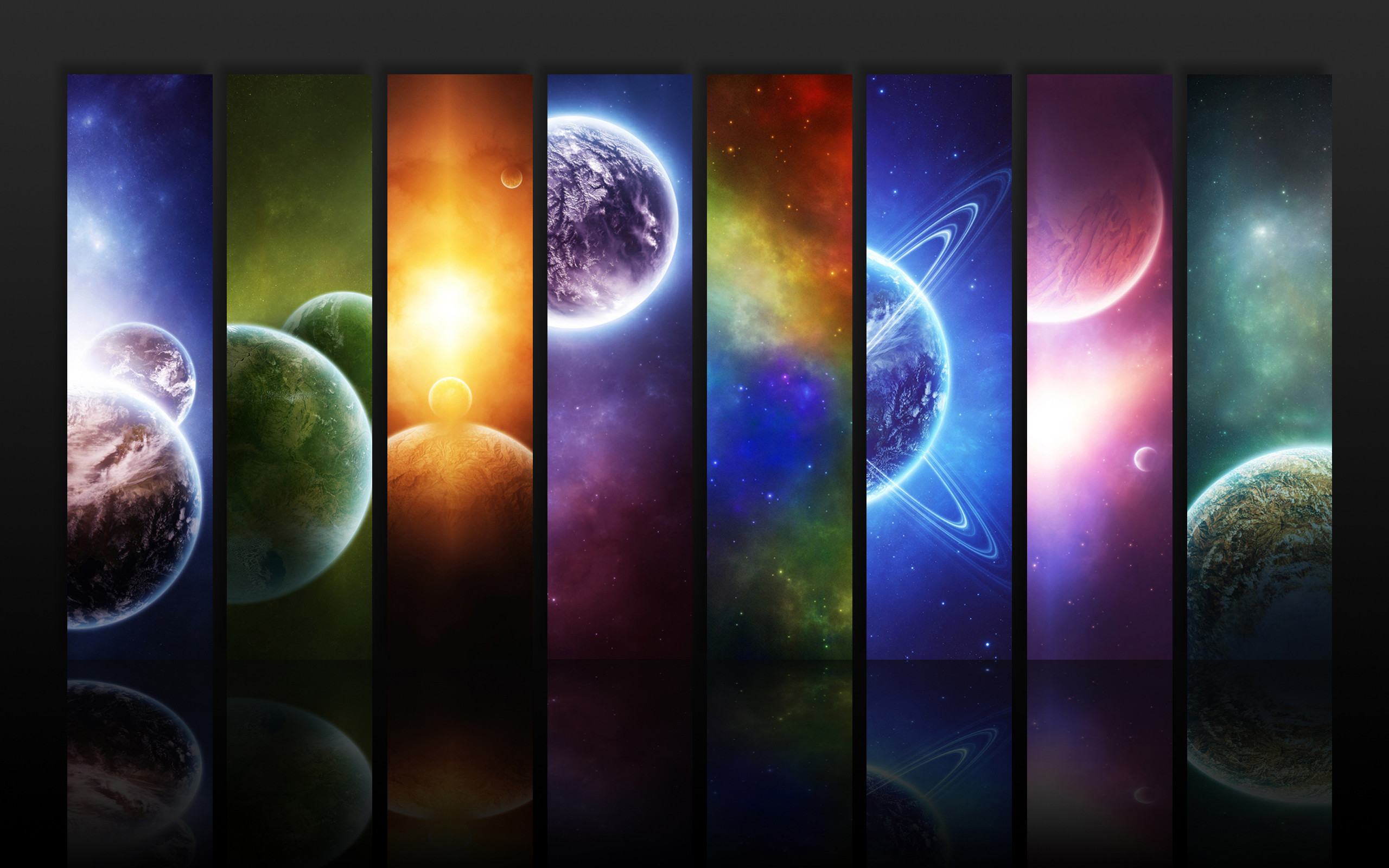 Colorful Space Wallpapers Hd Resolution As Wallpaper HD