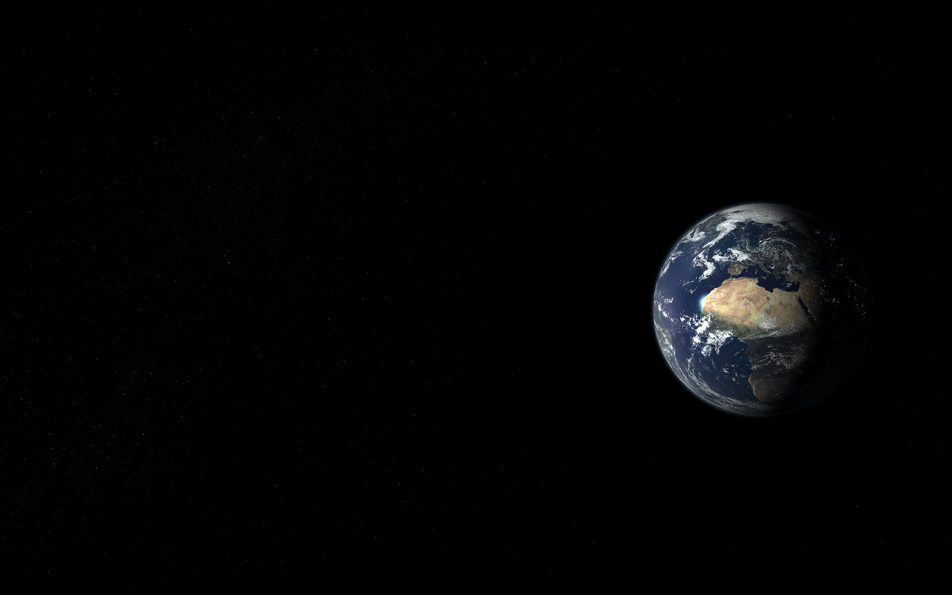 earth from space Wallpaper Backgrounds