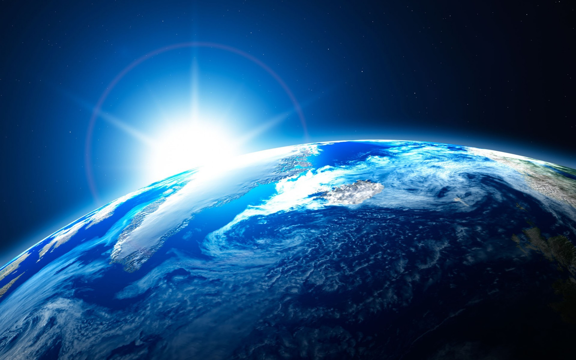 Earth Planet Space Wallpaper | wallpapers55.com – Best Wallpapers for .