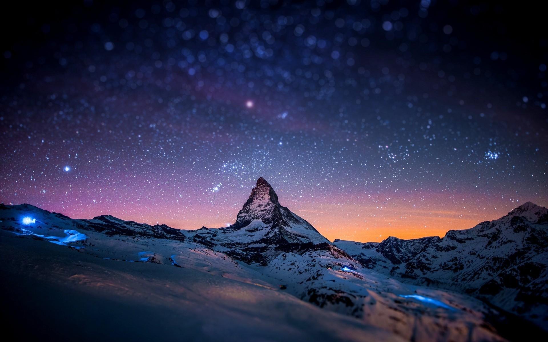 Milky Way Sky Wallpapers | HD Wallpapers