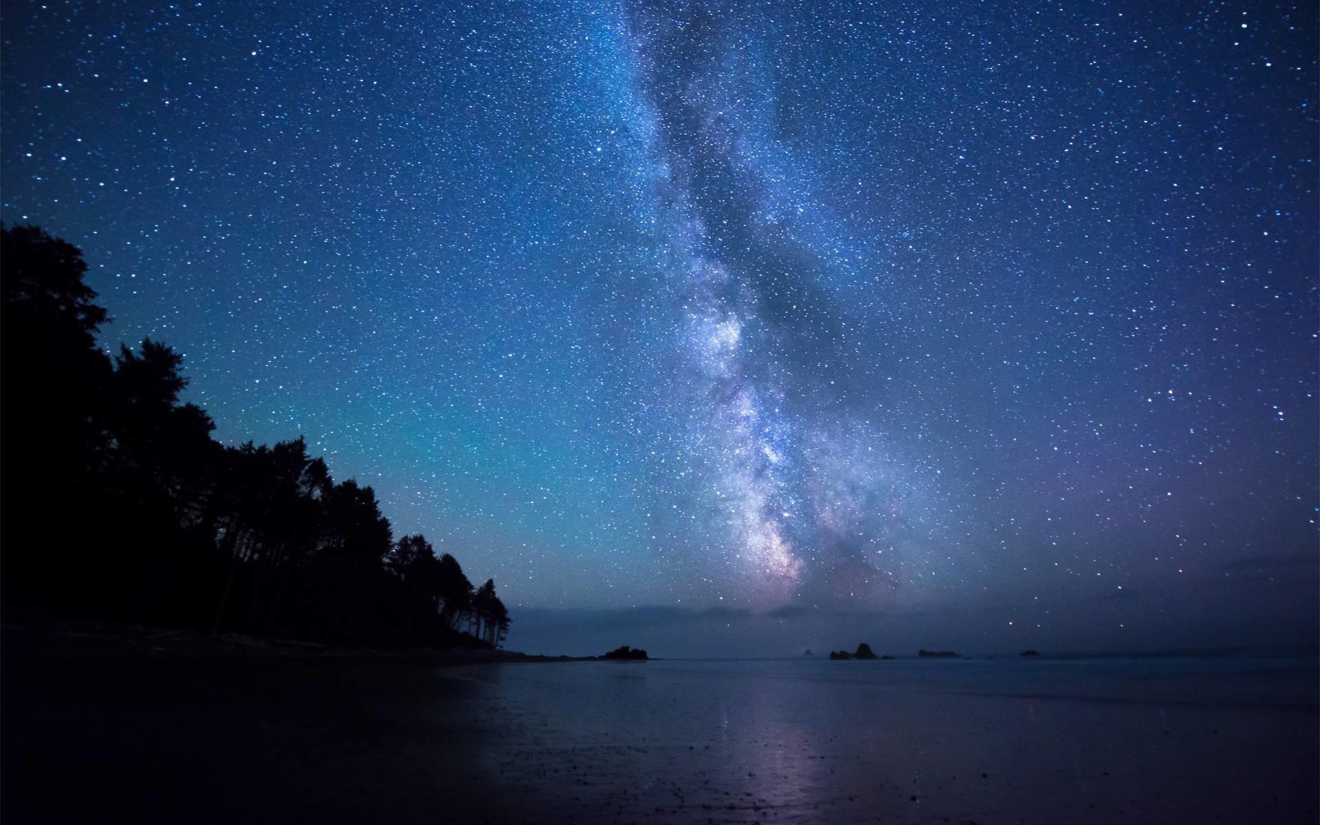 Night Sky Stars Wallpapers Wallpaper