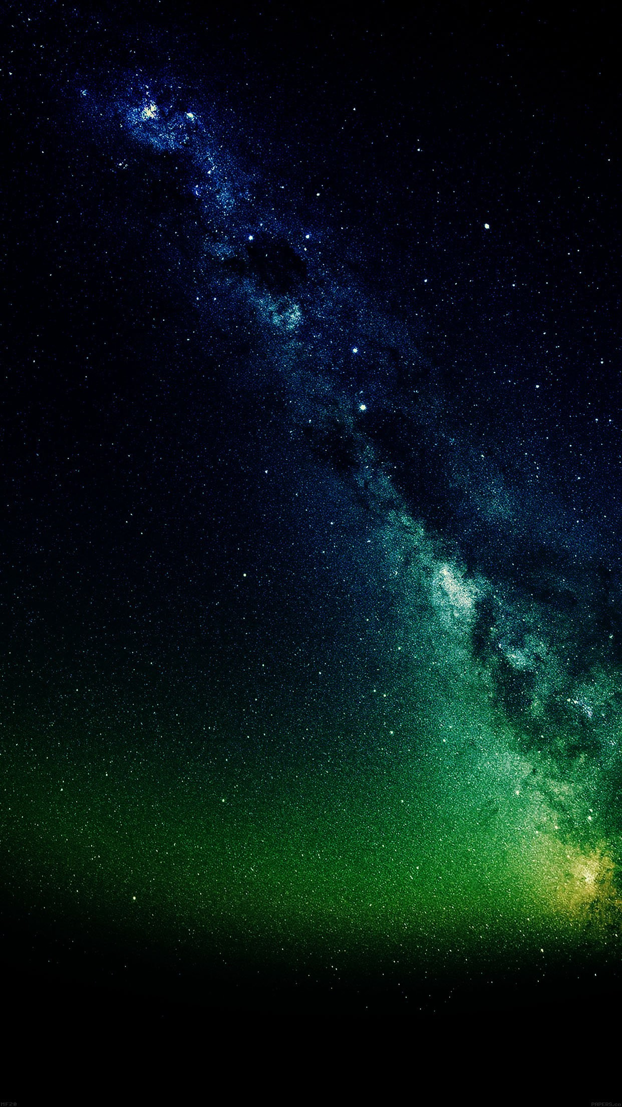 66 Milky Way Screensaver And Wallpaper