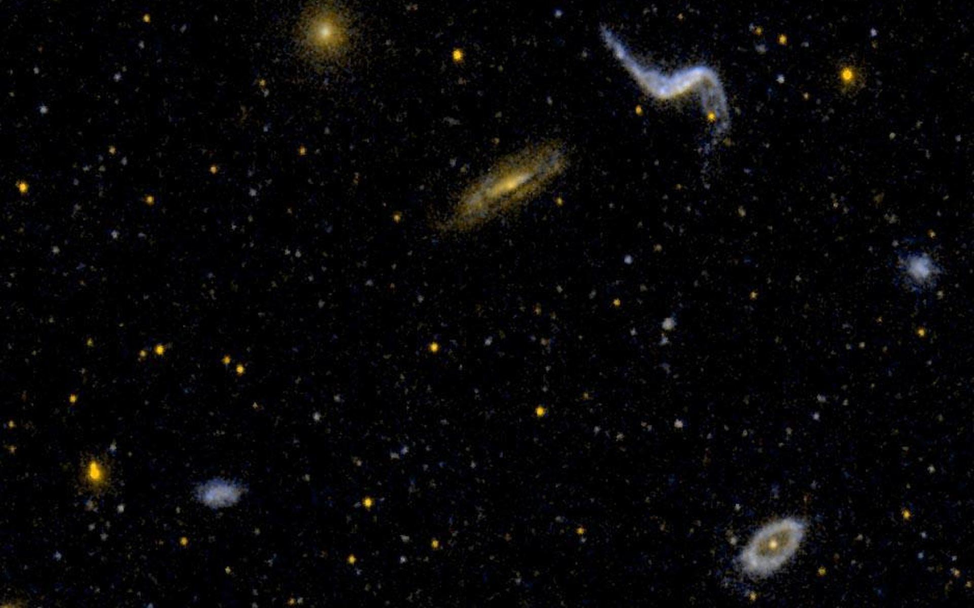 Milky Way galaxy wallpapers