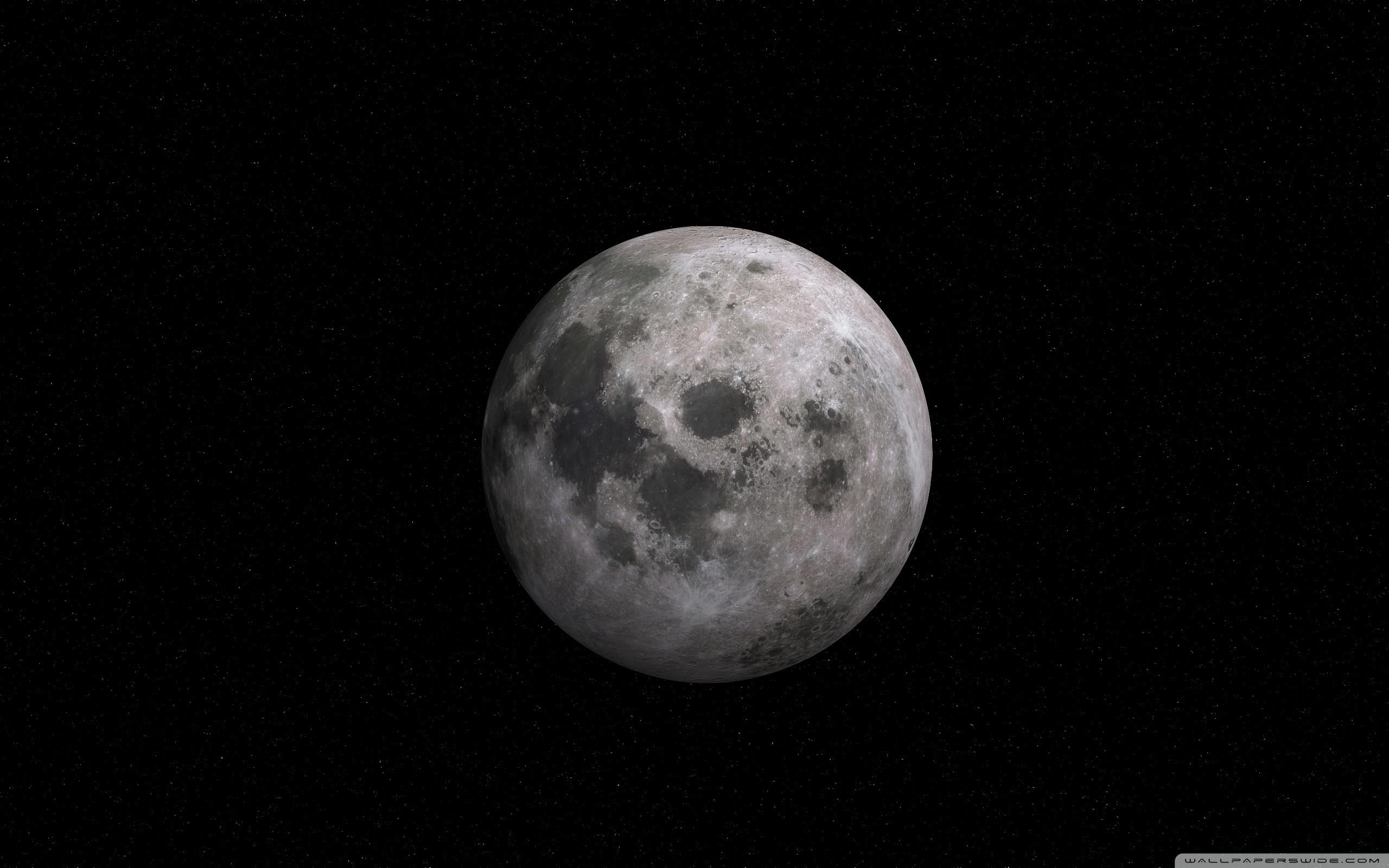 Moon HD Wide Wallpaper for Widescreen