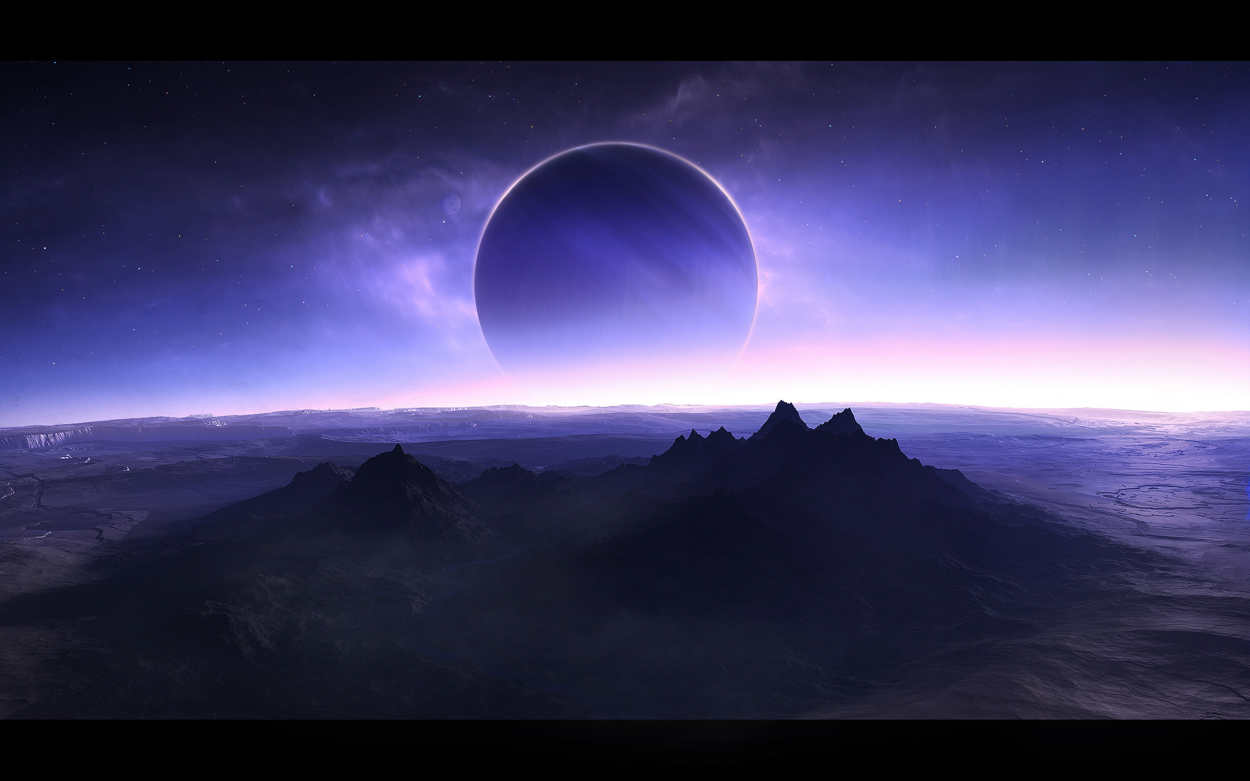 HD Space Wallpapers
