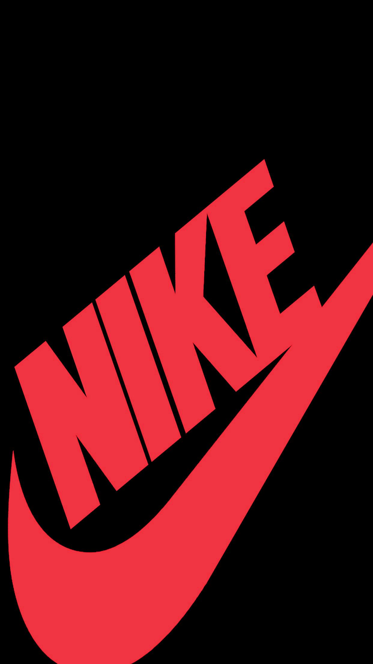 Red Nike Wallpaper