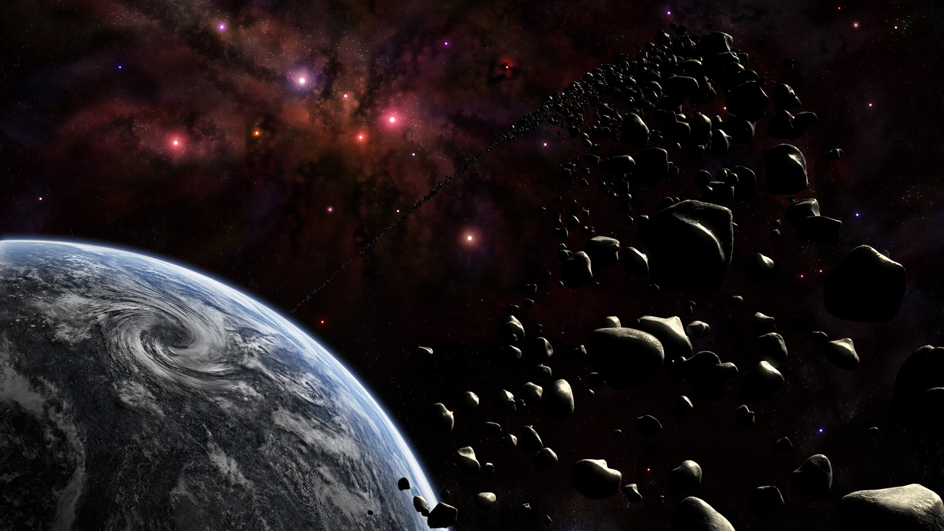 Download 'omega 9 deep space' HD wallpaper