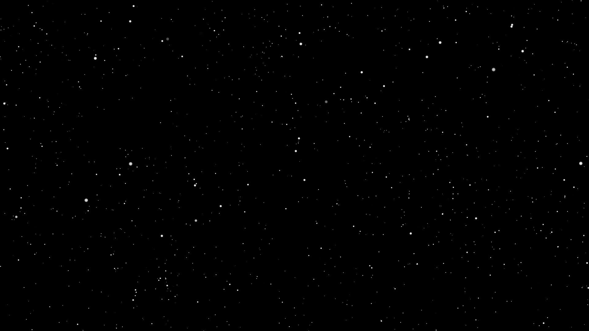 Simple Star / Space Background Effect videos 23768149   HD Stock .