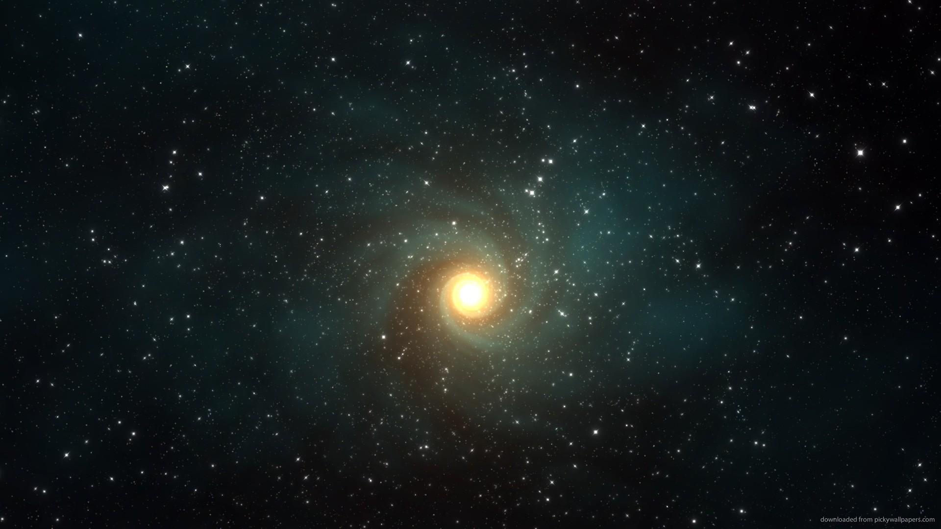 Bright Sun In The Dark Space picture