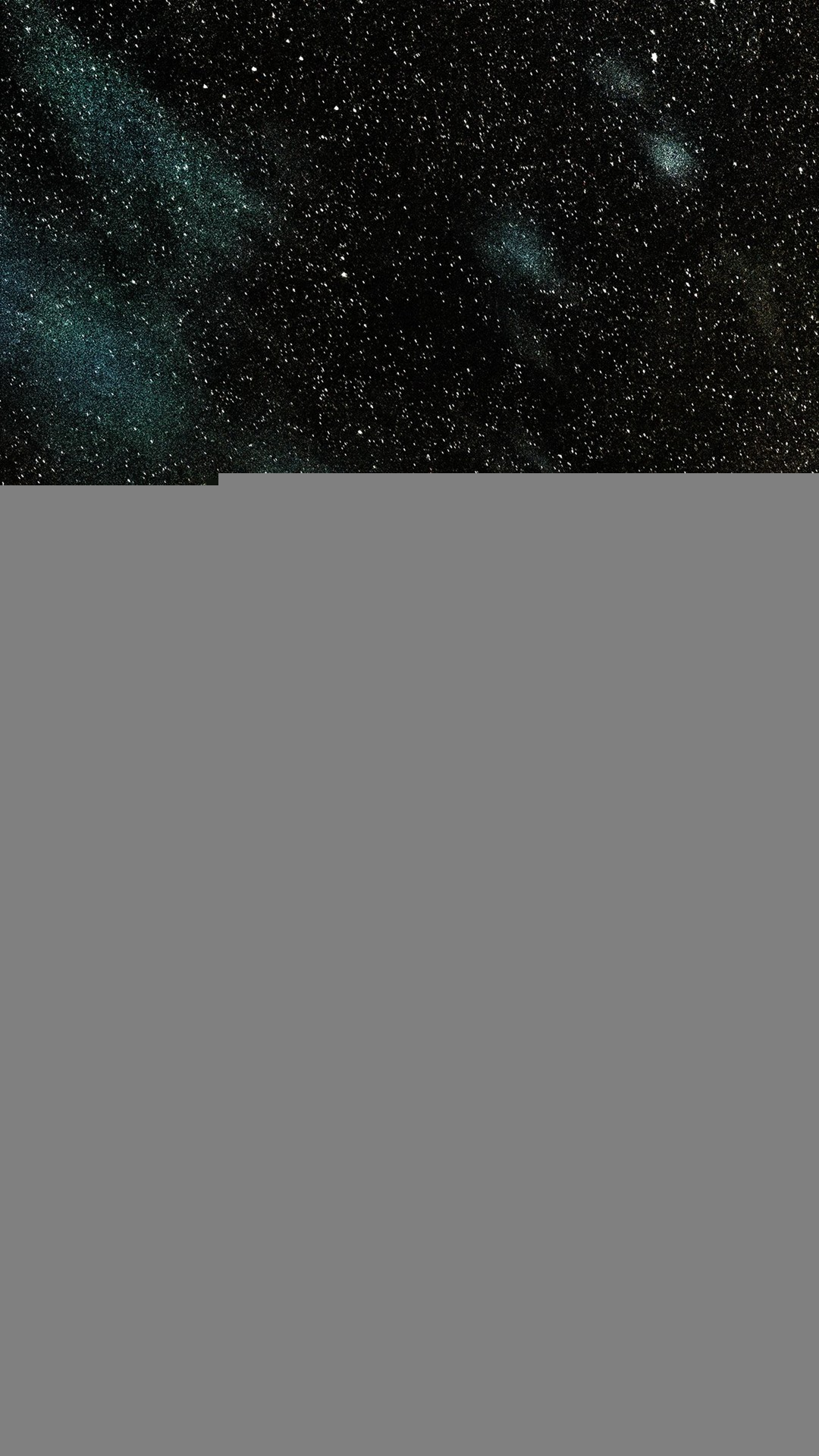 Space Star Night Sky Fall Nature Wood Dark Blue iPhone 8 wallpaper