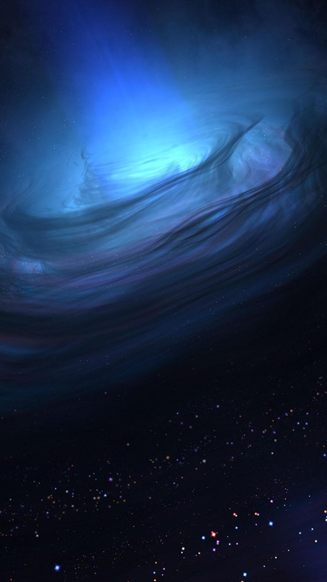 Dark Galaxy Wallpaper
