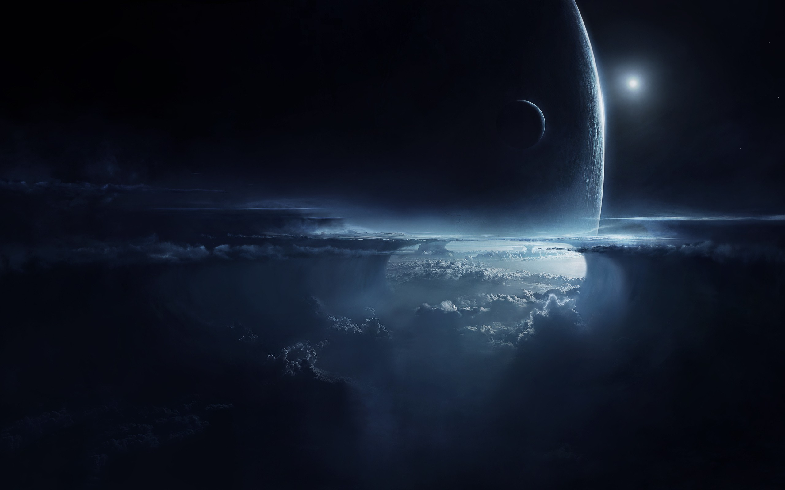 Explore and share Dark Space Wallpaper