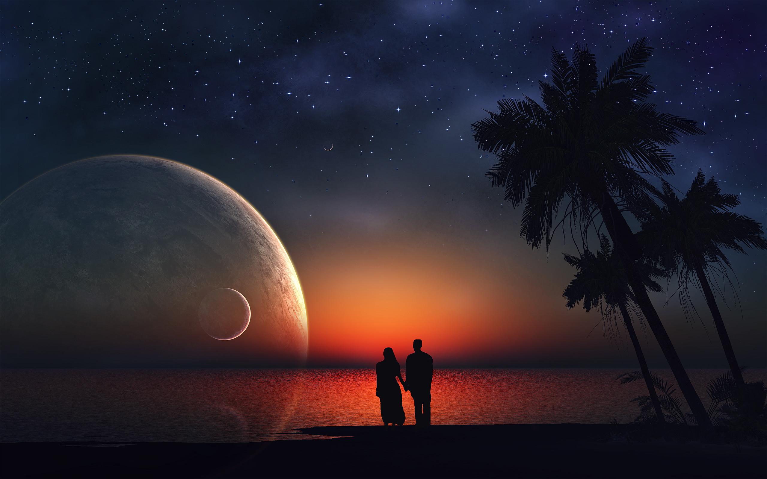 Love / Lovers Wallpaper