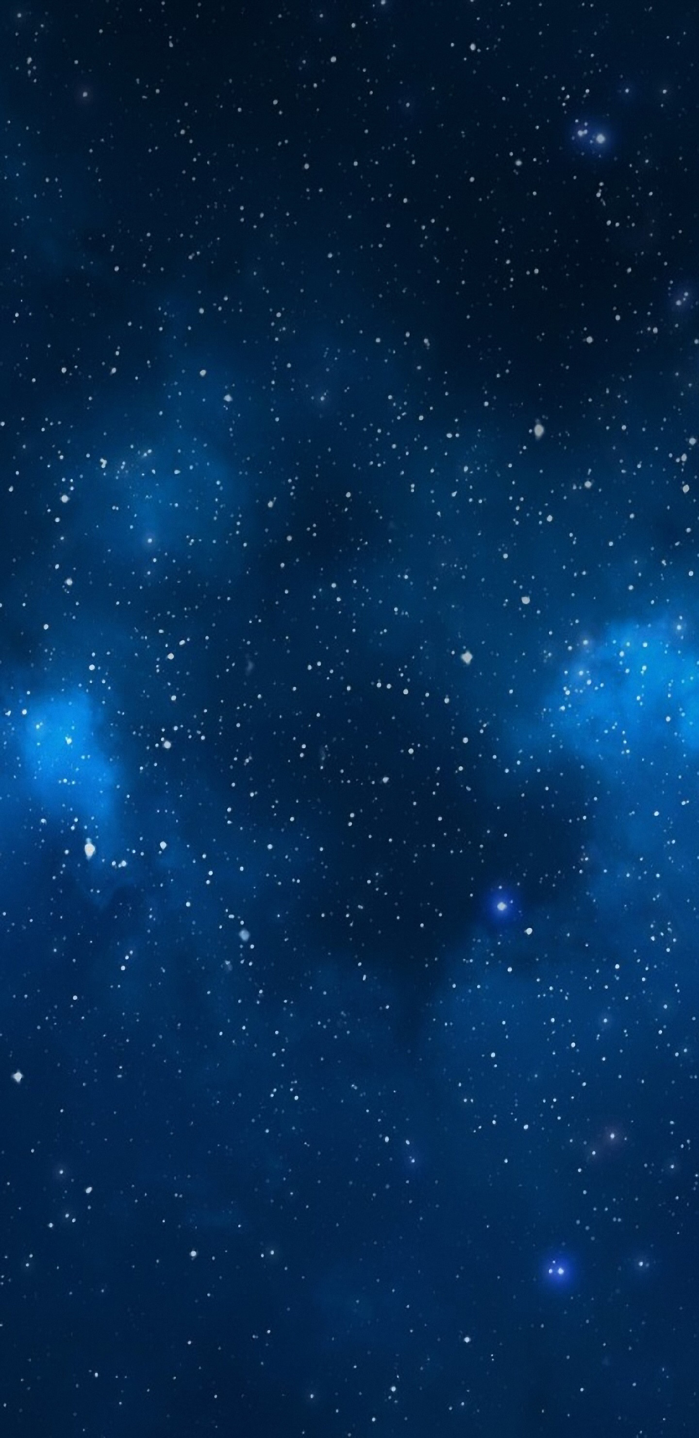 Dark, blue, wallpaper, galaxy, tranquil, beauty, nature, night,
