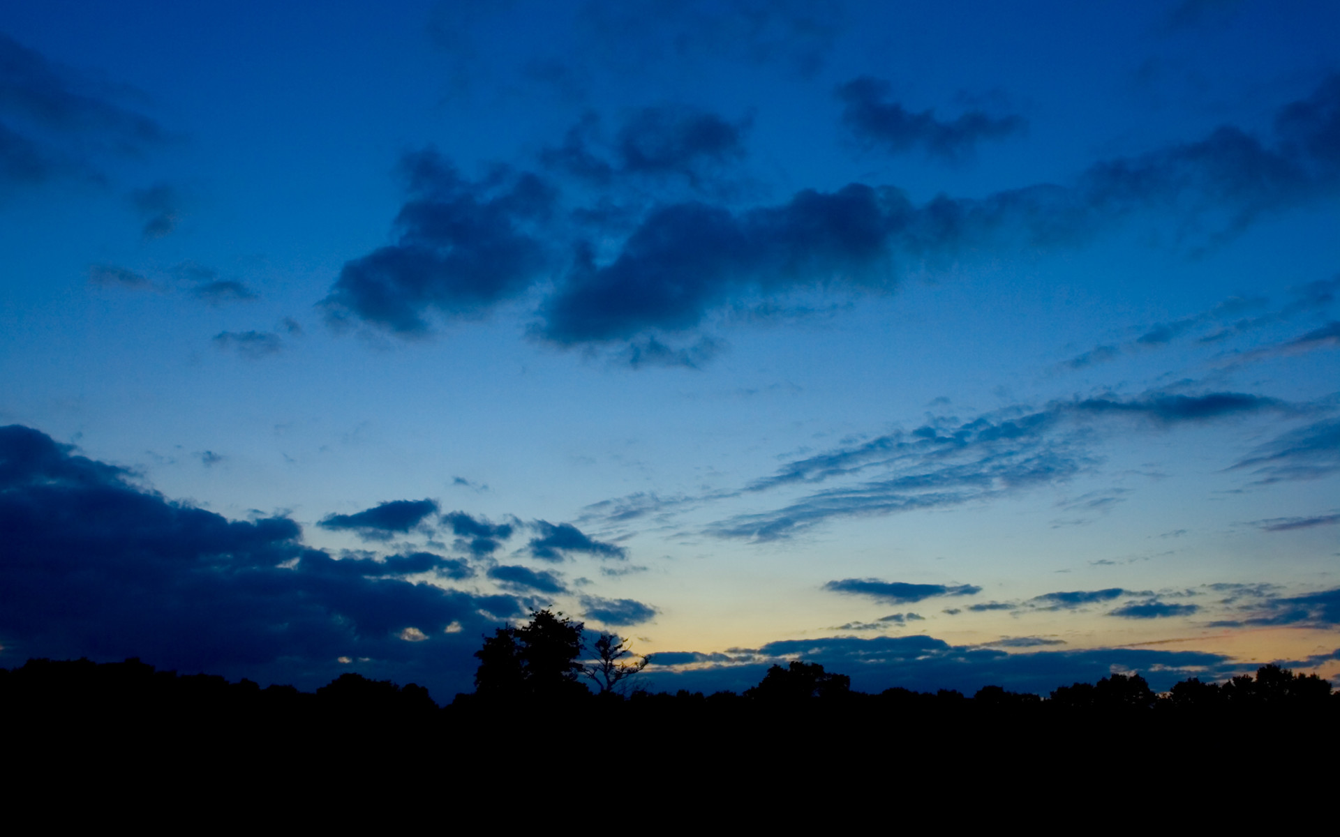 HD Blue Dusk Wallpapers and Photos | HD Photography Wallpapers