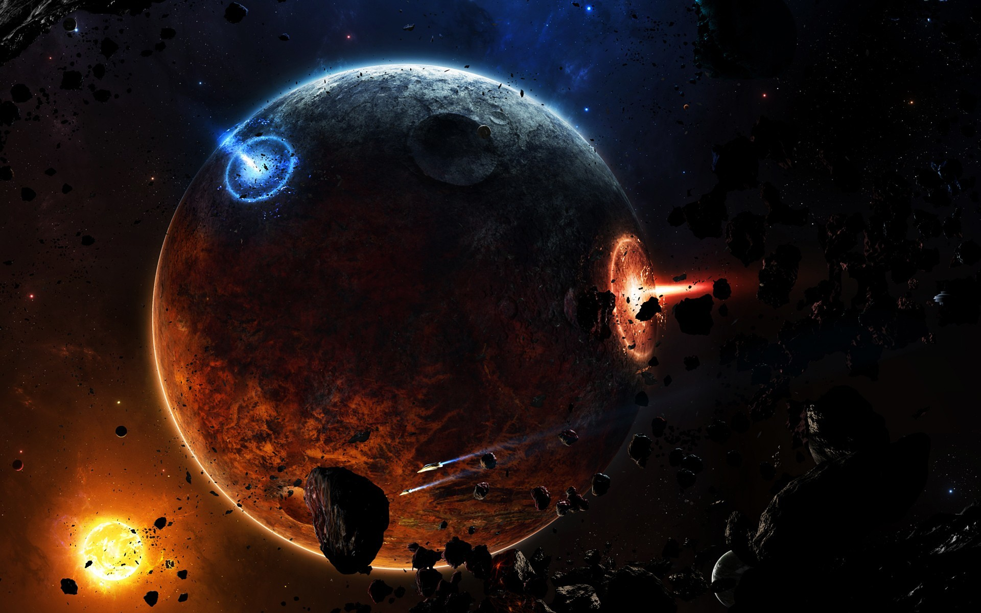 Image – Outer Space Planets Hd Background Wallpaper 29 HD Wallpapers.jpg |  Dragon Ball Z Role Playing Wiki | FANDOM powered by Wikia