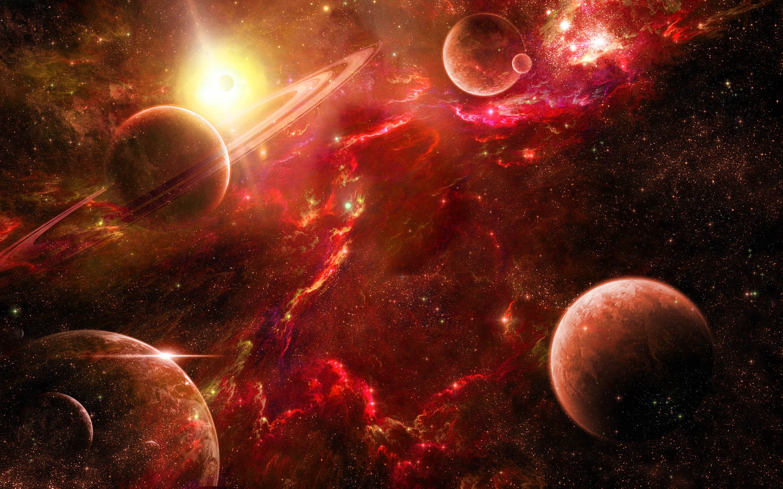 Outer Space Wallpaper 5235