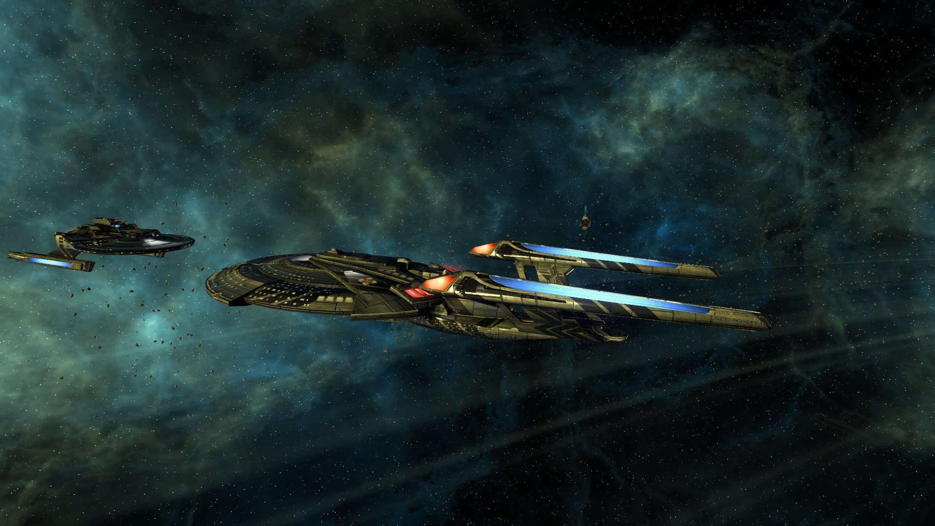 star trek space scenes – Google Search