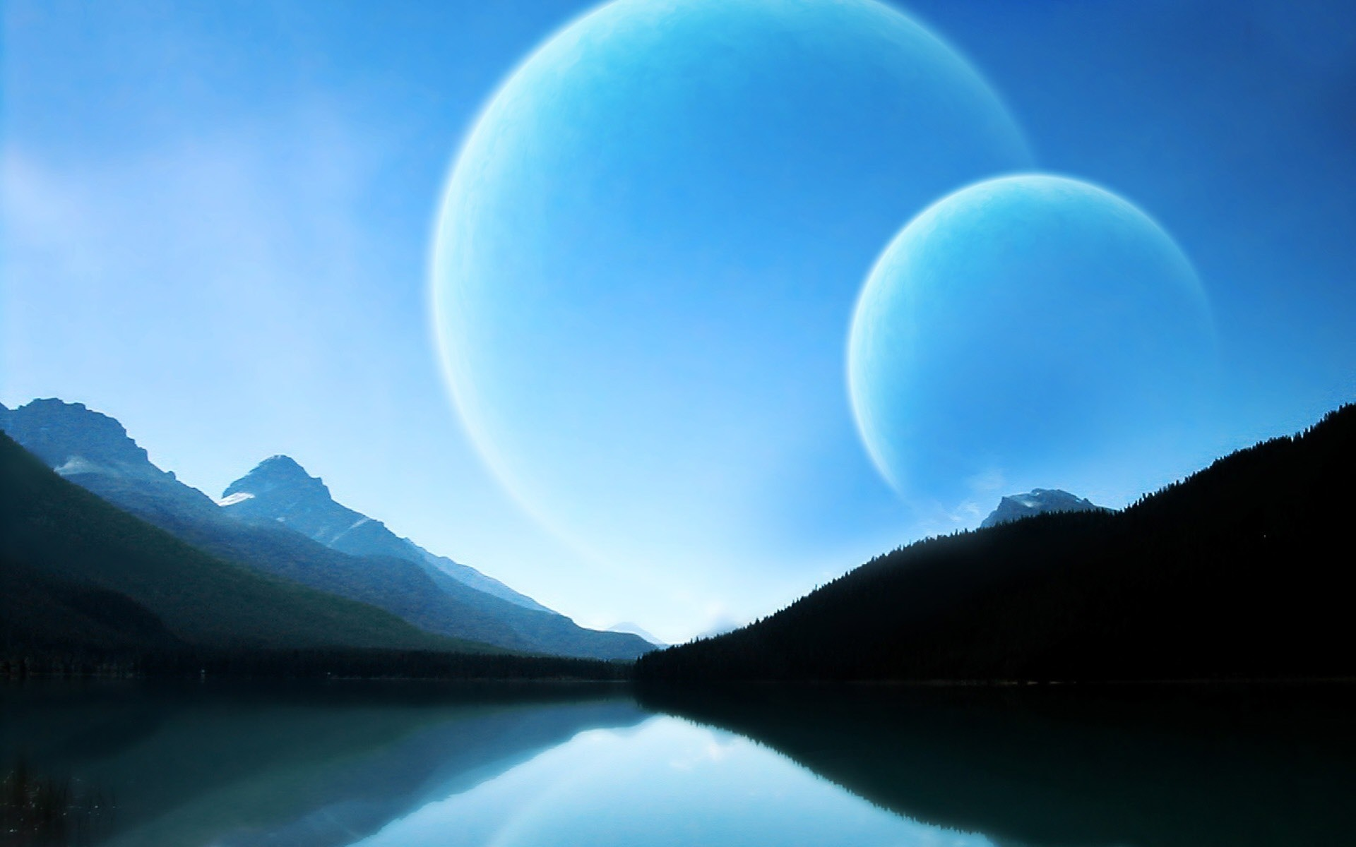 3D Space Scene HD Wallpapers – Page 6